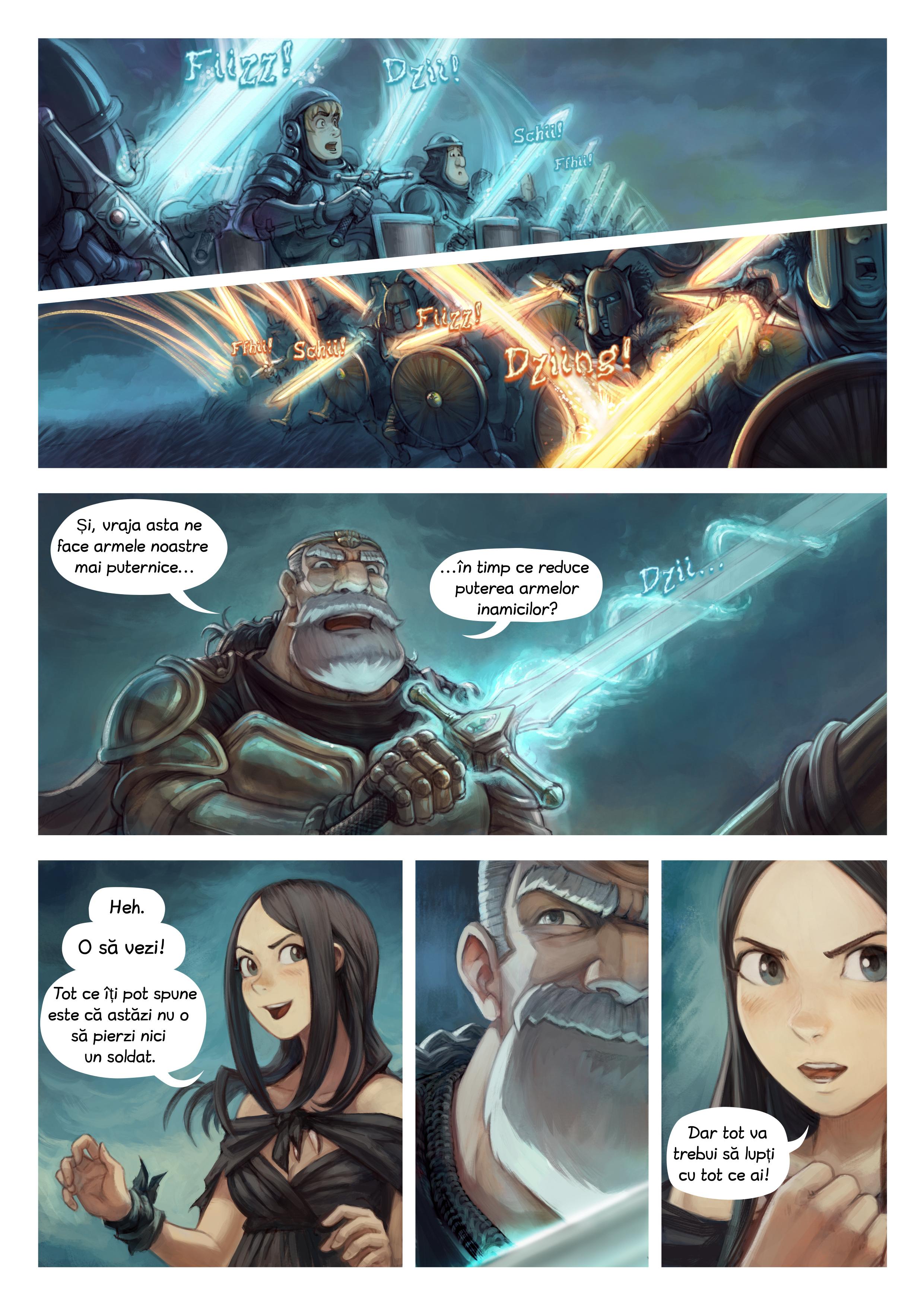 Episodul 33: Vrajă de Război, Page 3