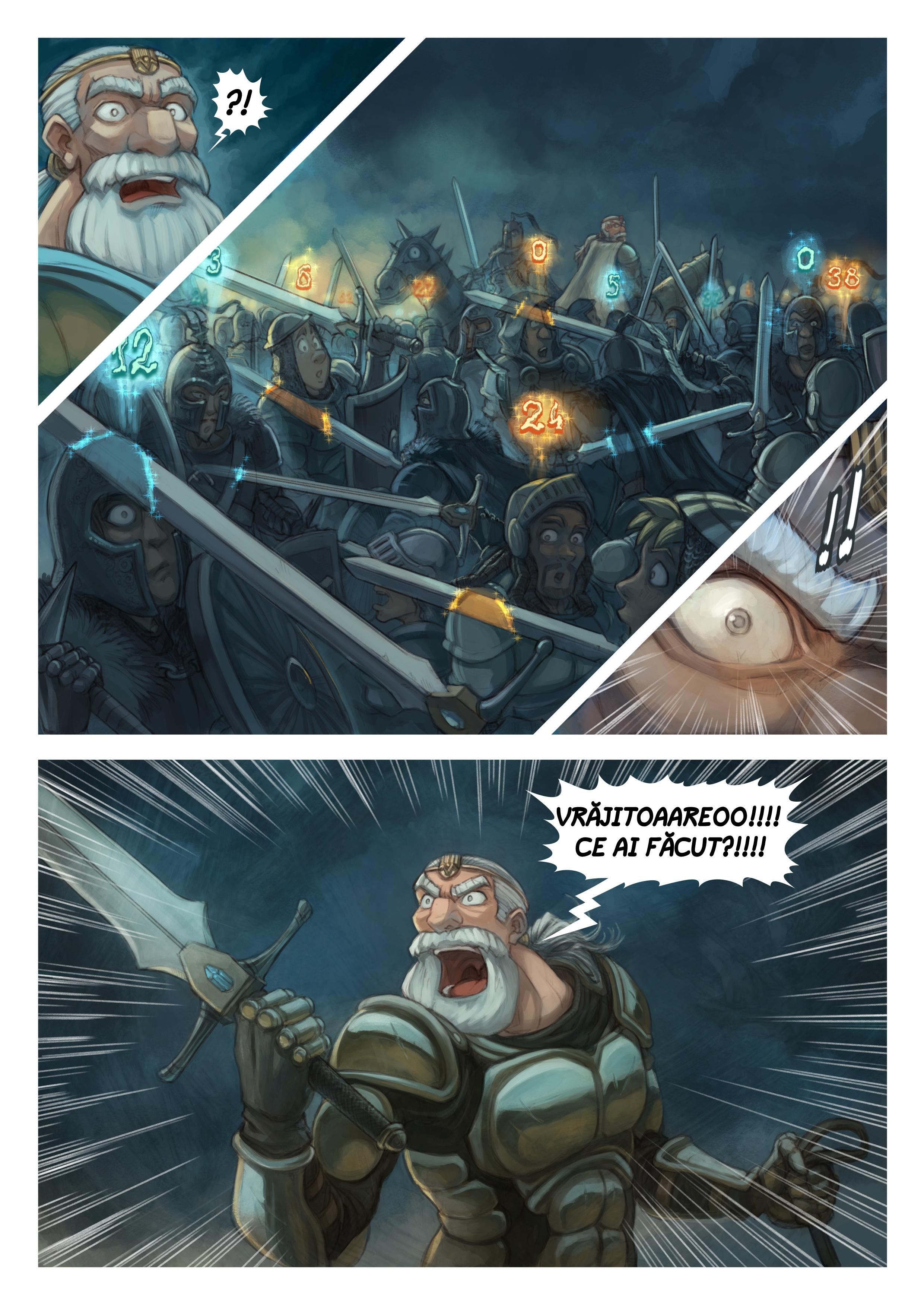 Episodul 33: Vrajă de Război, Page 6