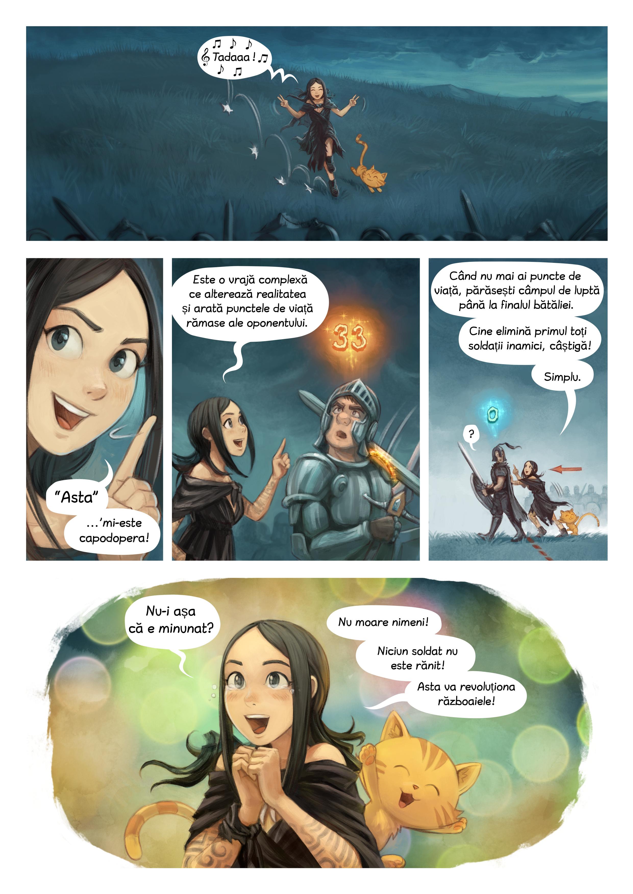 Episodul 33: Vrajă de Război, Page 7