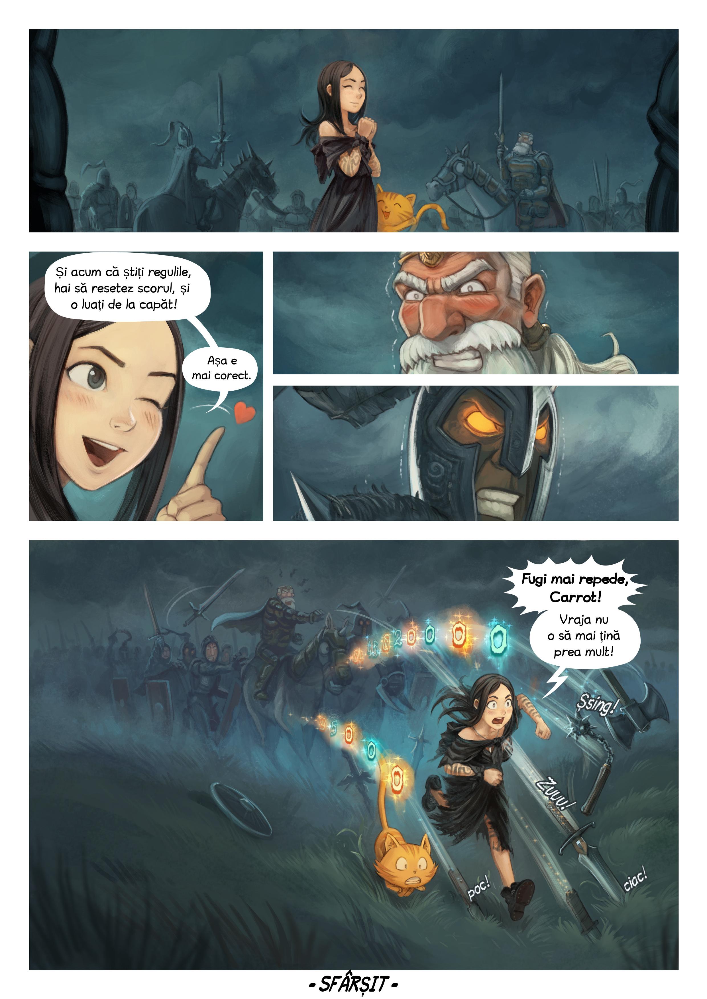 Episodul 33: Vrajă de Război, Page 8