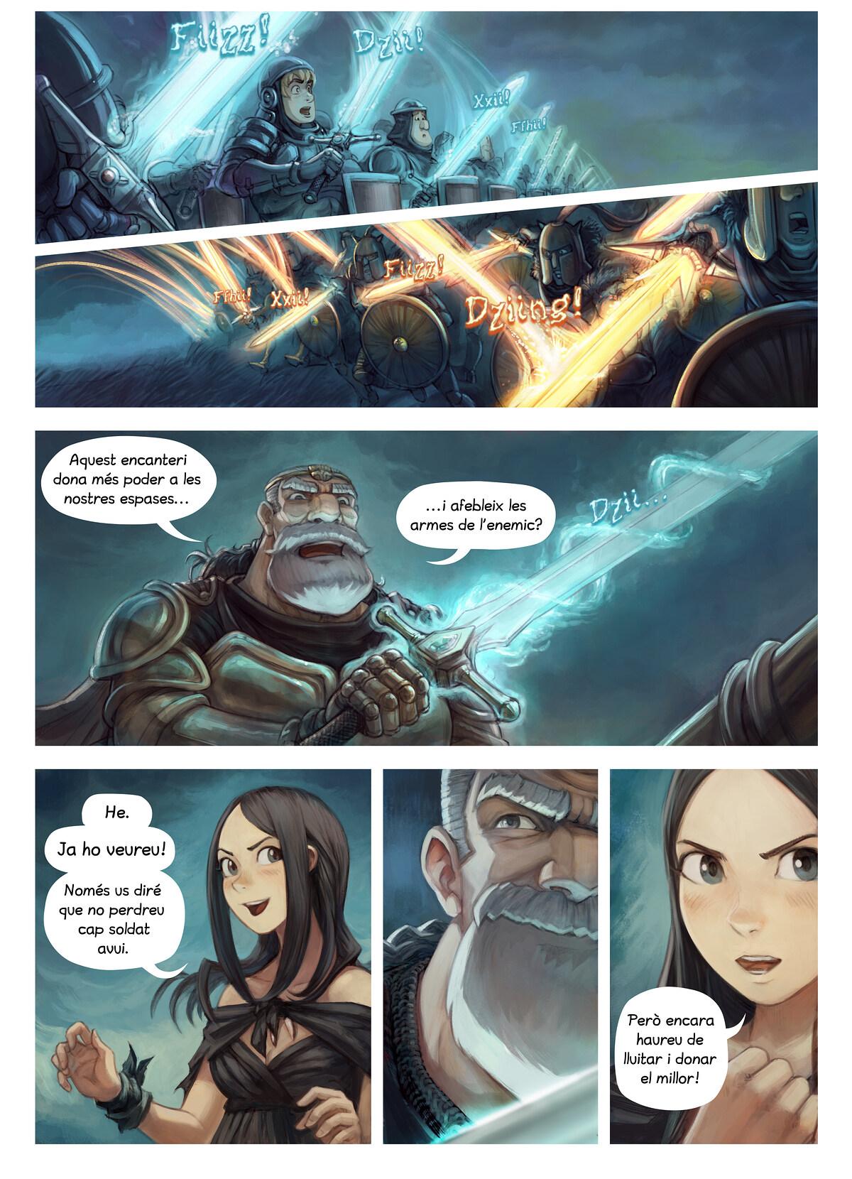 Episodi 33: Encanteri de guerra, Page 3