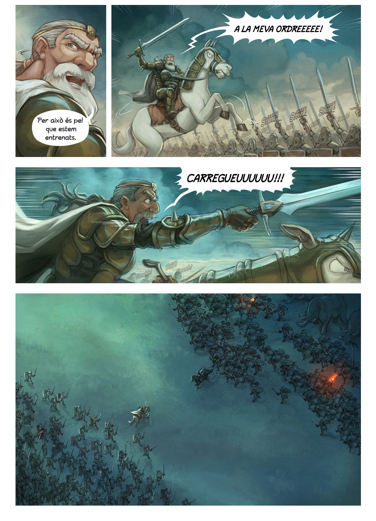 Episodi 33: Encanteri de guerra, Page 4