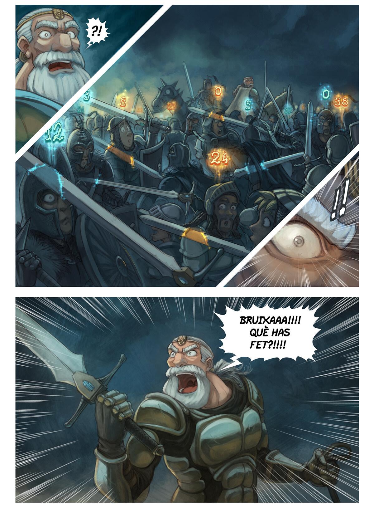 Episodi 33: Encanteri de guerra, Page 6