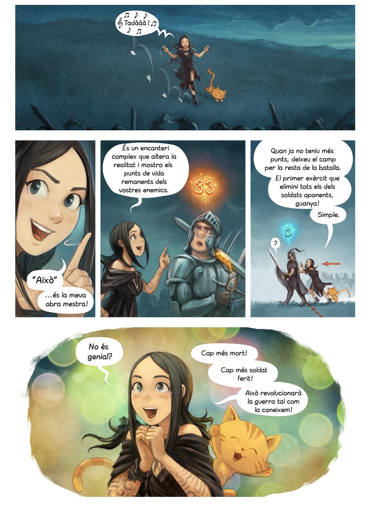 Episodi 33: Encanteri de guerra, Page 7