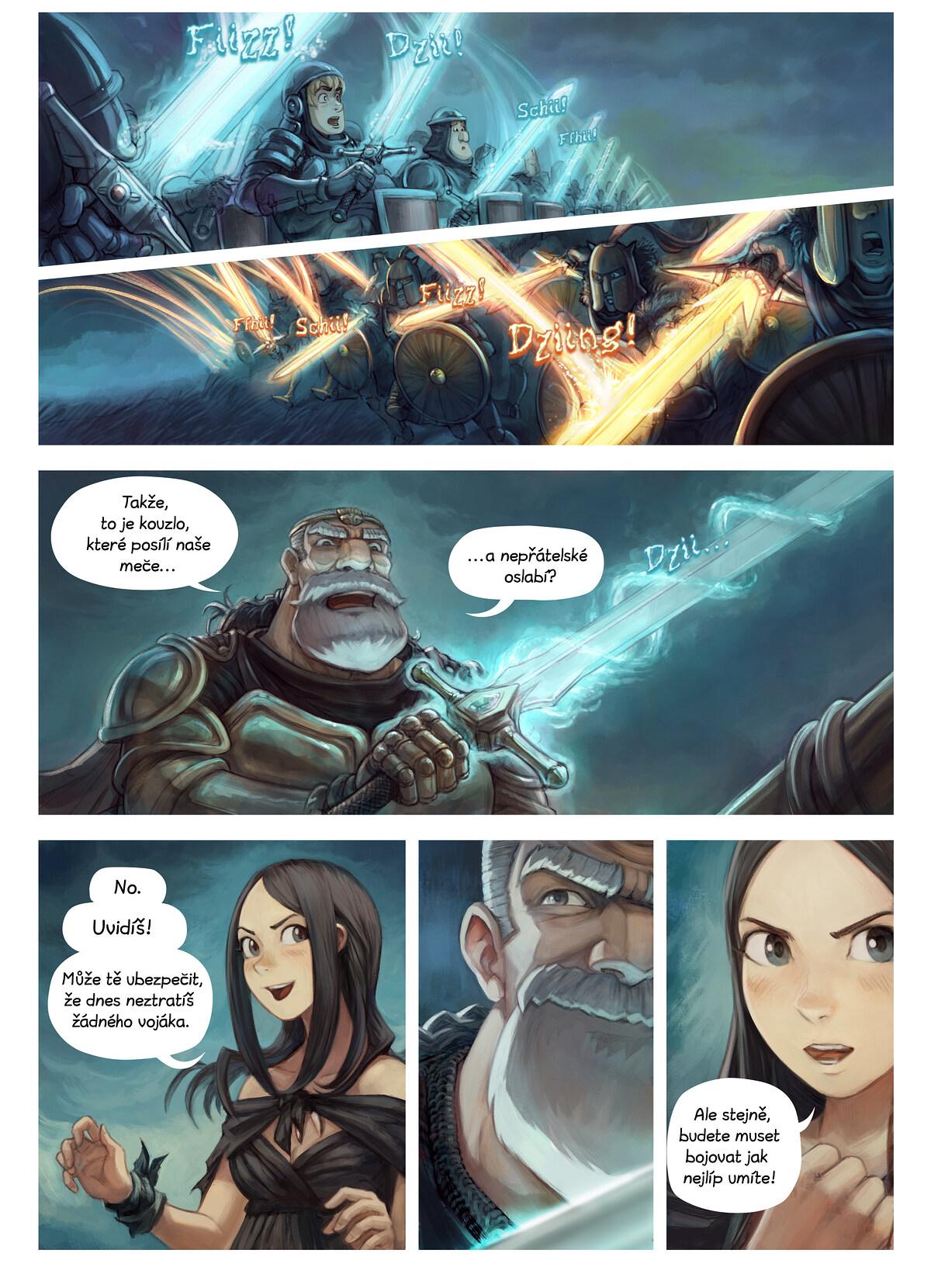 33. díl: Kouzlo války, Page 3