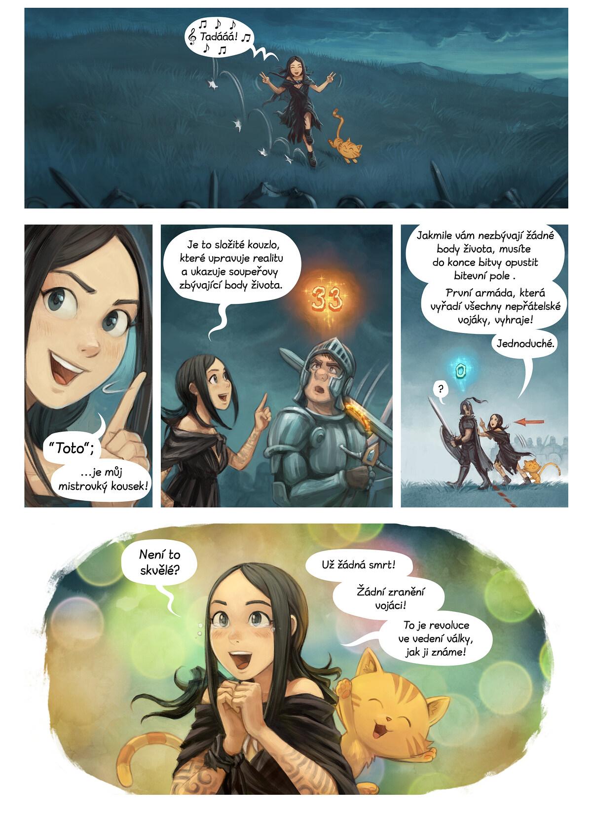 33. díl: Kouzlo války, Page 7
