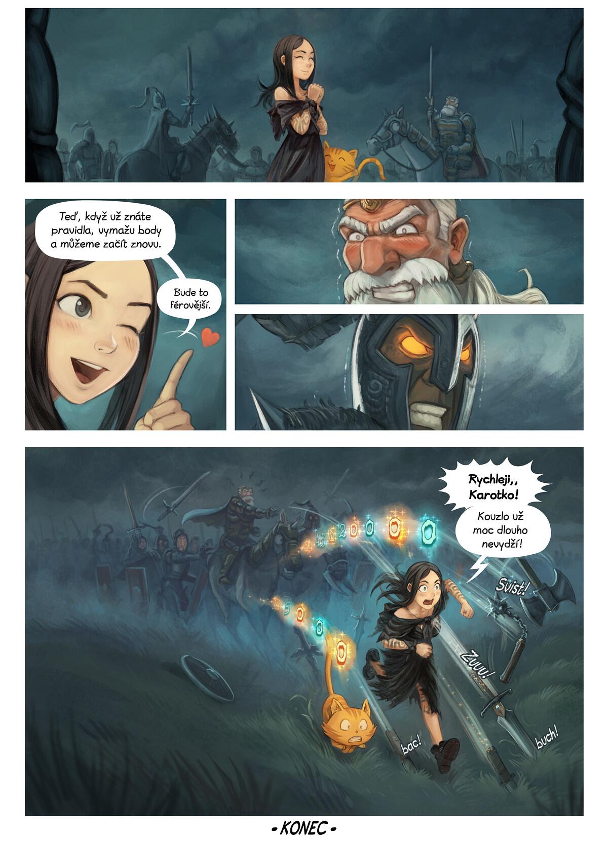 33. díl: Kouzlo války, Page 8