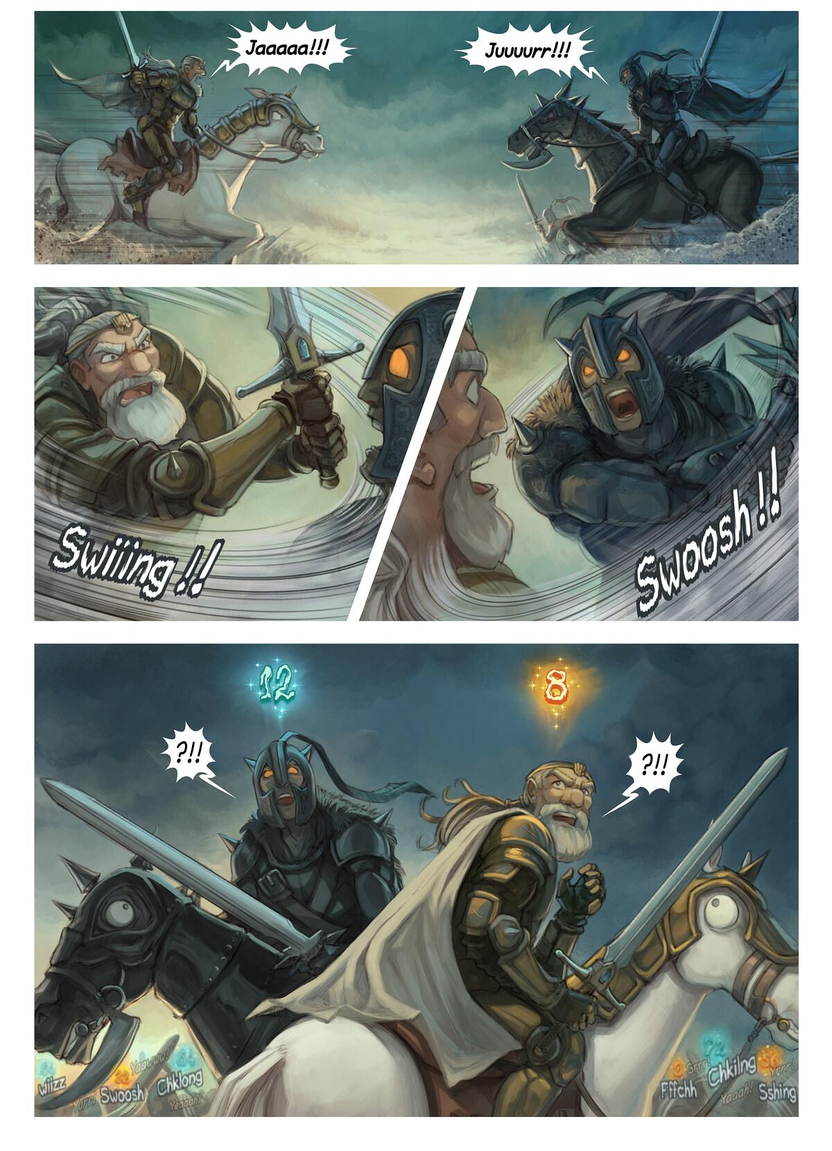 Episodi 33: Taistelutaika, Page 5