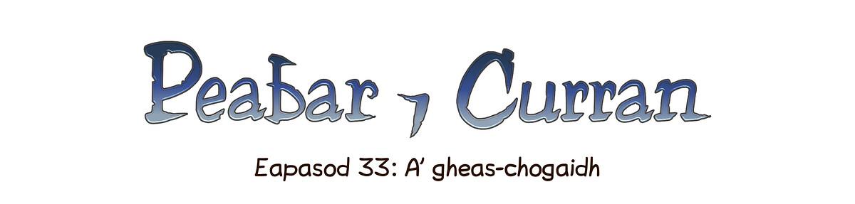 Eapasod 33: A' gheas-chogaidh