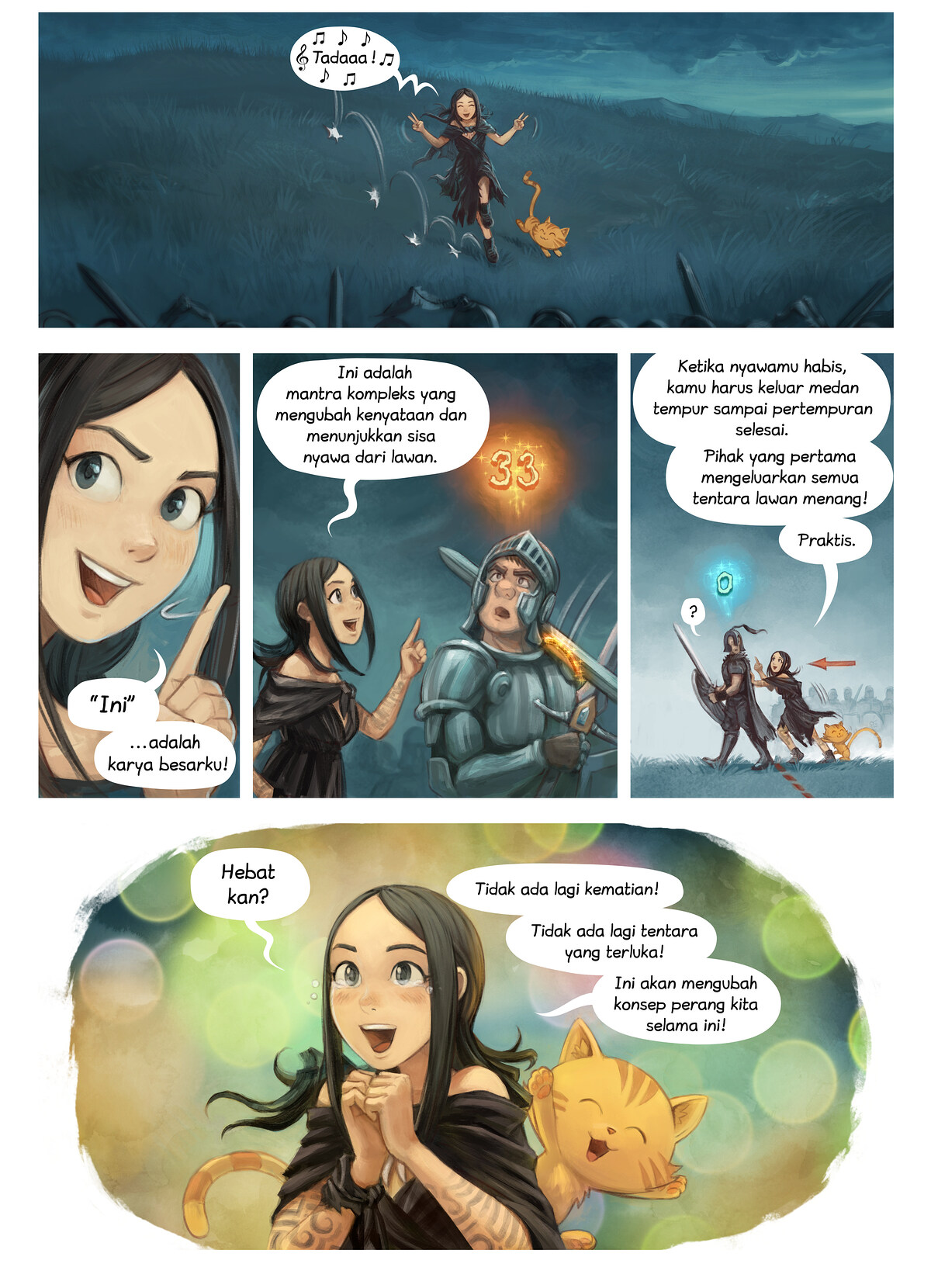 Episode 33: Mantra Perang, Page 7