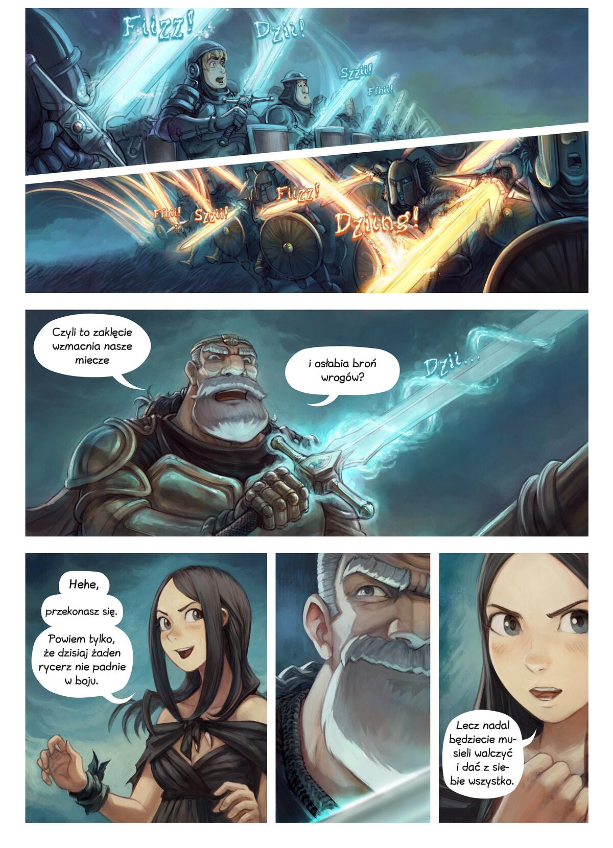 Odcinek 33: Zaklęcie wojny, Page 3