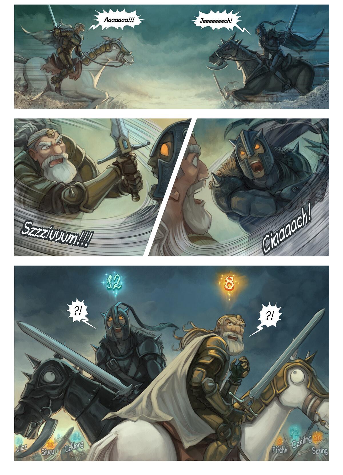 Odcinek 33: Zaklęcie wojny, Page 5