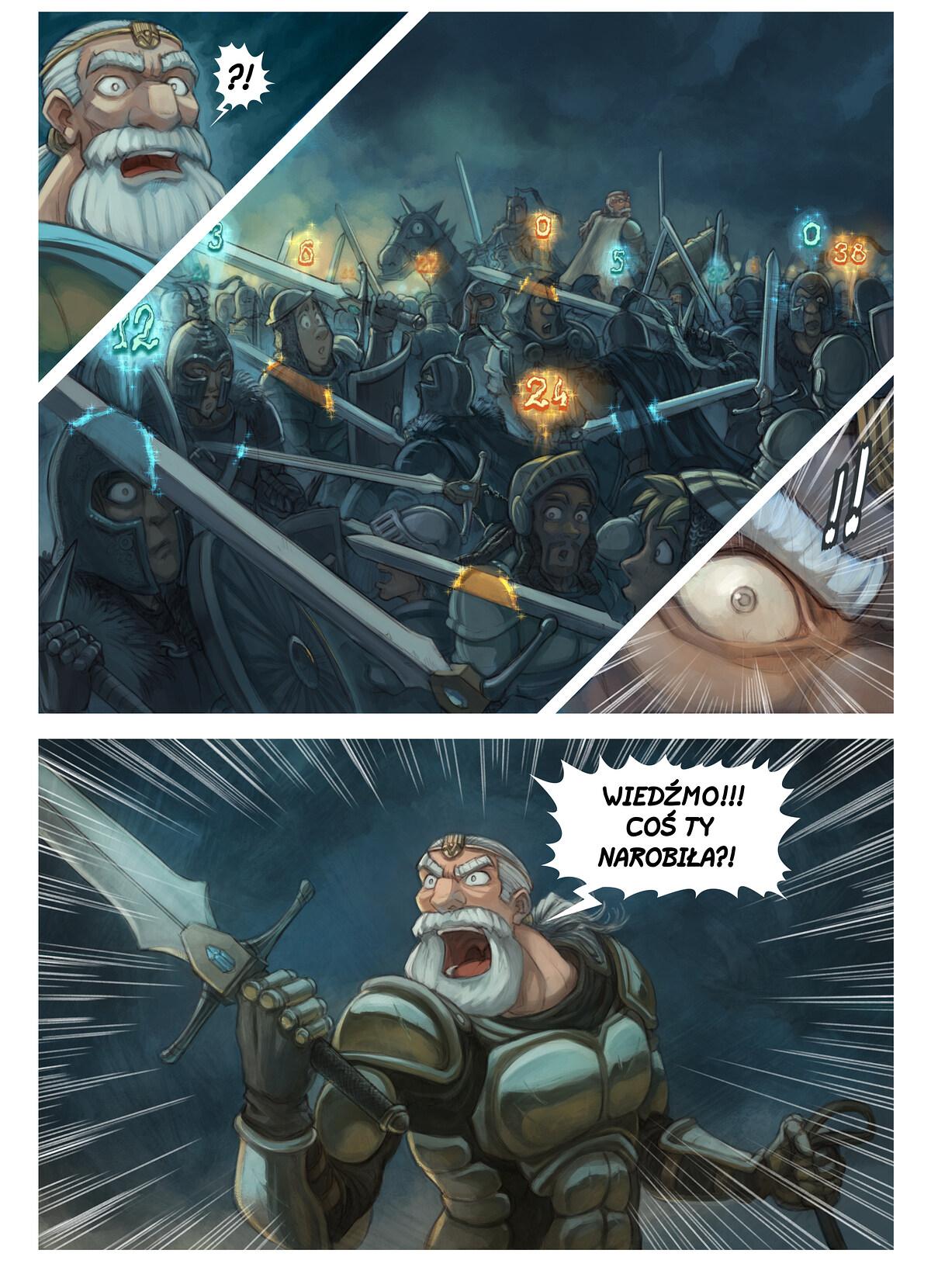Odcinek 33: Zaklęcie wojny, Page 6