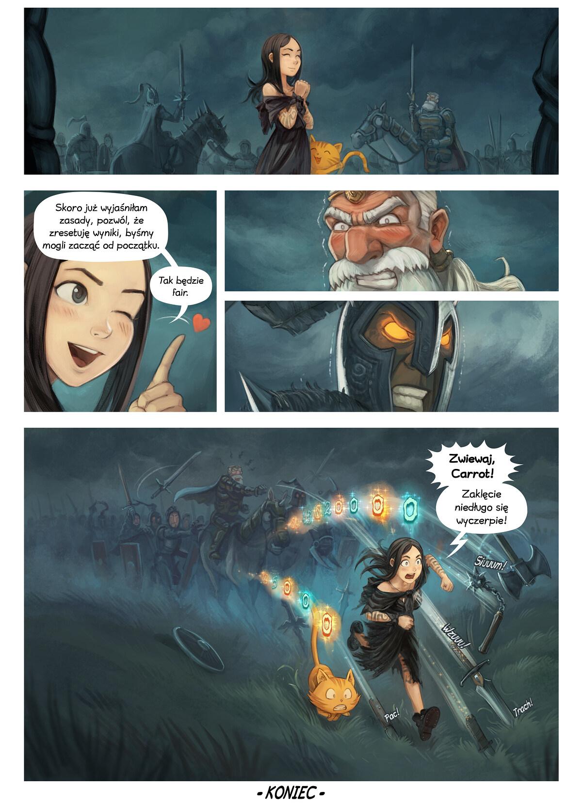 Odcinek 33: Zaklęcie wojny, Page 8