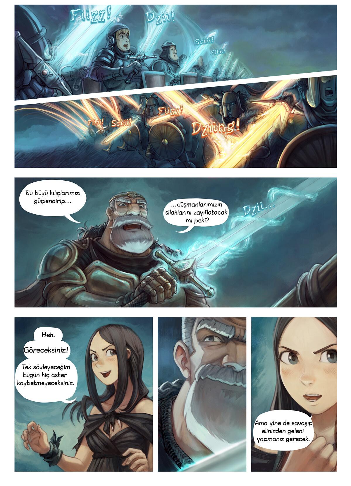 33. Bölüm: Savaş Büyüsü, Page 3