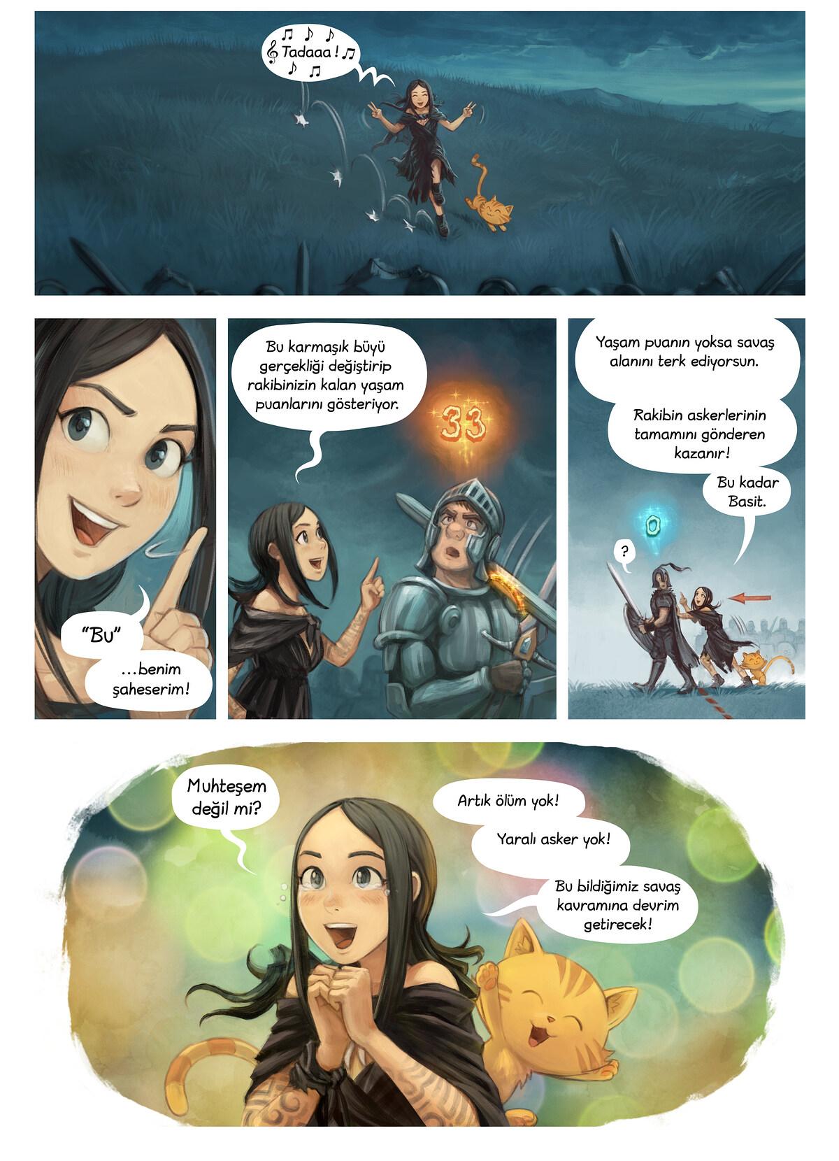 33. Bölüm: Savaş Büyüsü, Page 7