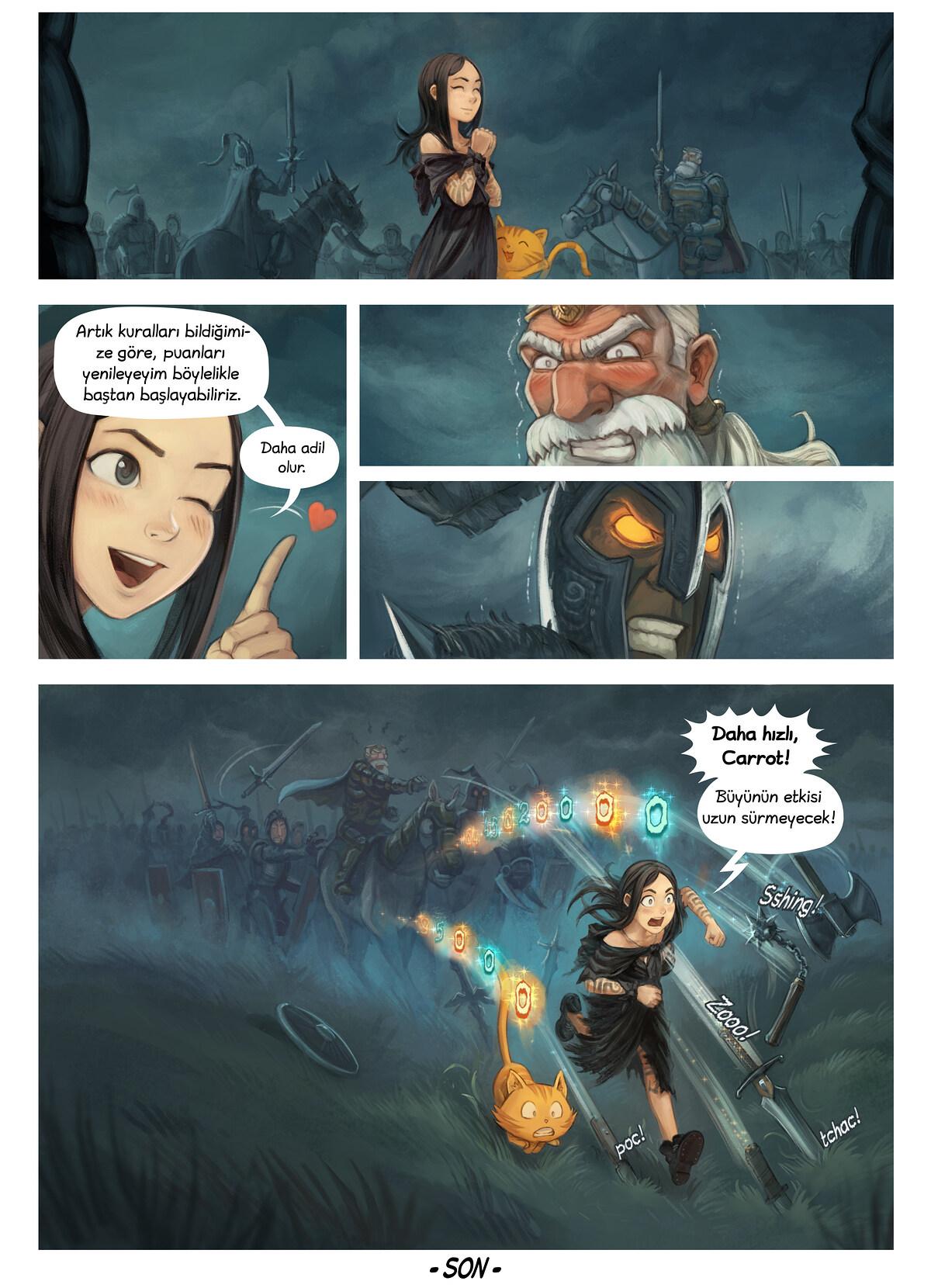 33. Bölüm: Savaş Büyüsü, Page 8