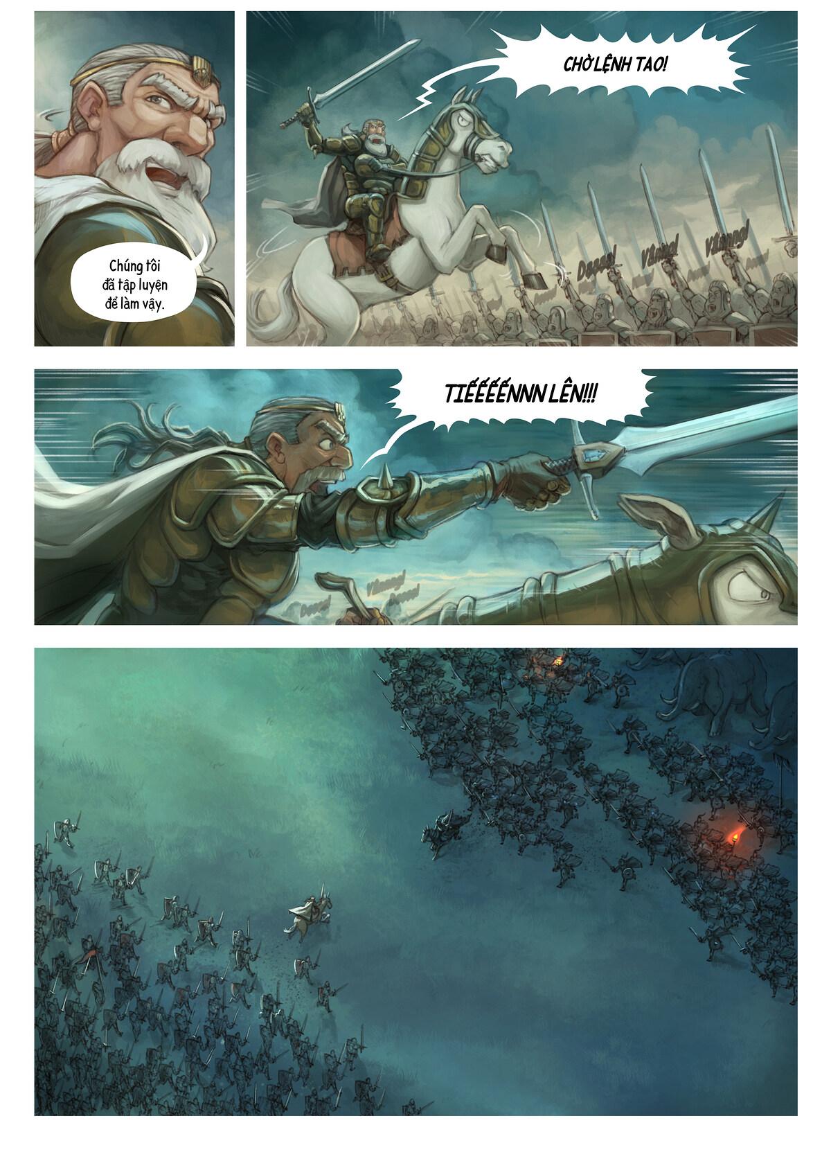 Tập 33: Phép Thuật Chiến Thuật, Trang 4