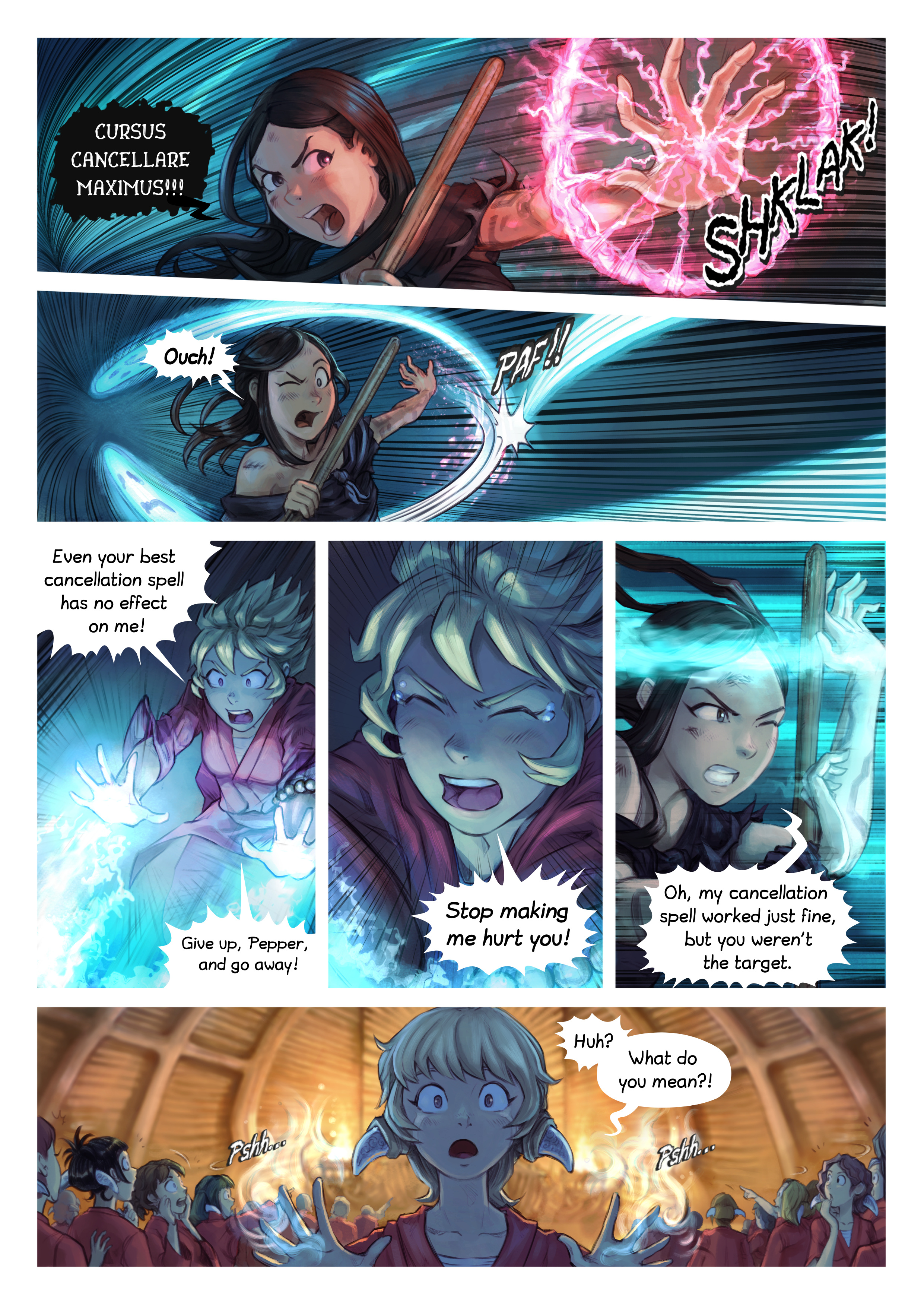 Episode 34: The Knighting of Shichimi, Page 7