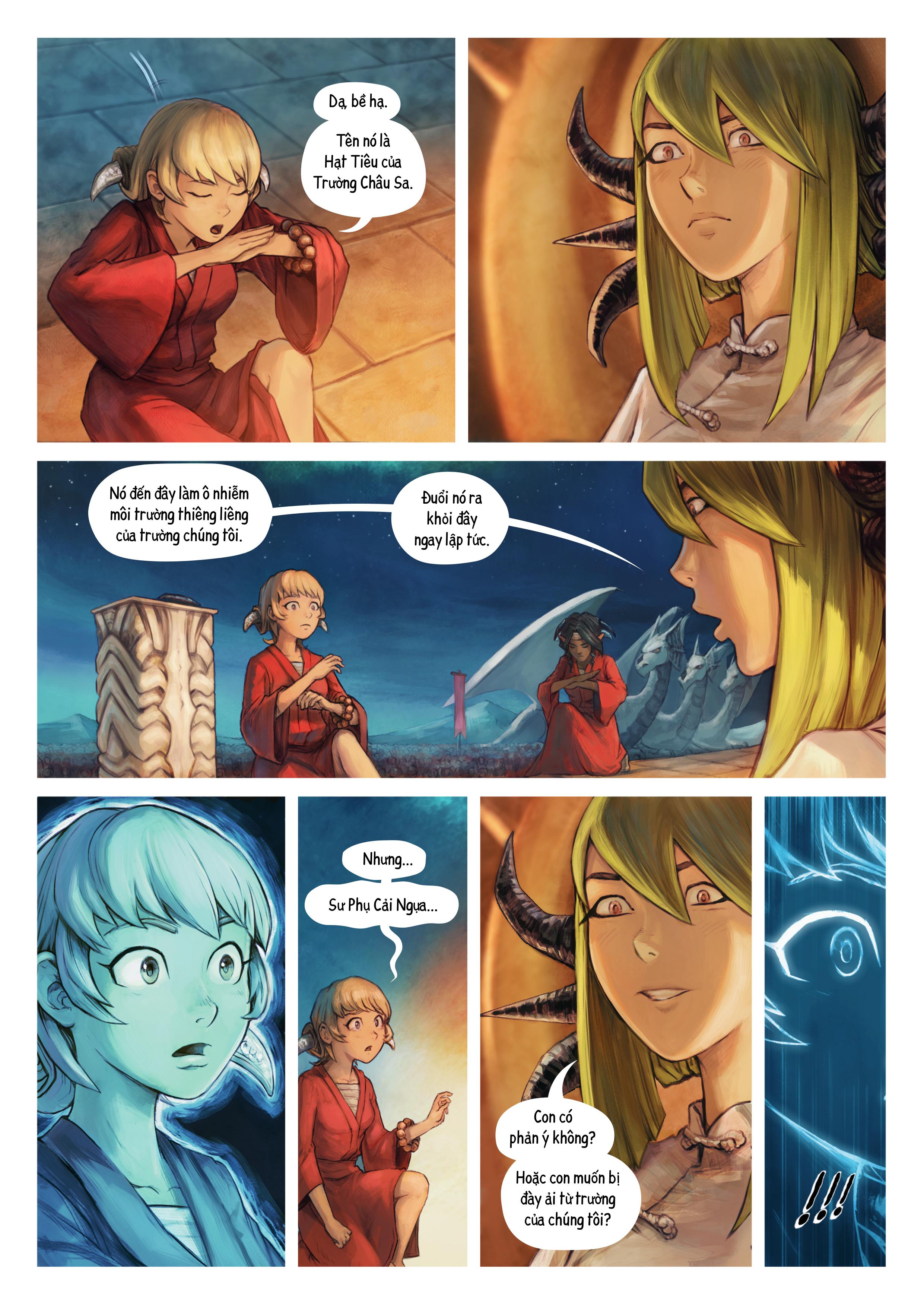Tập 34: Thất Vị Nhậm Chức Hiệp Sĩ, Trang 4