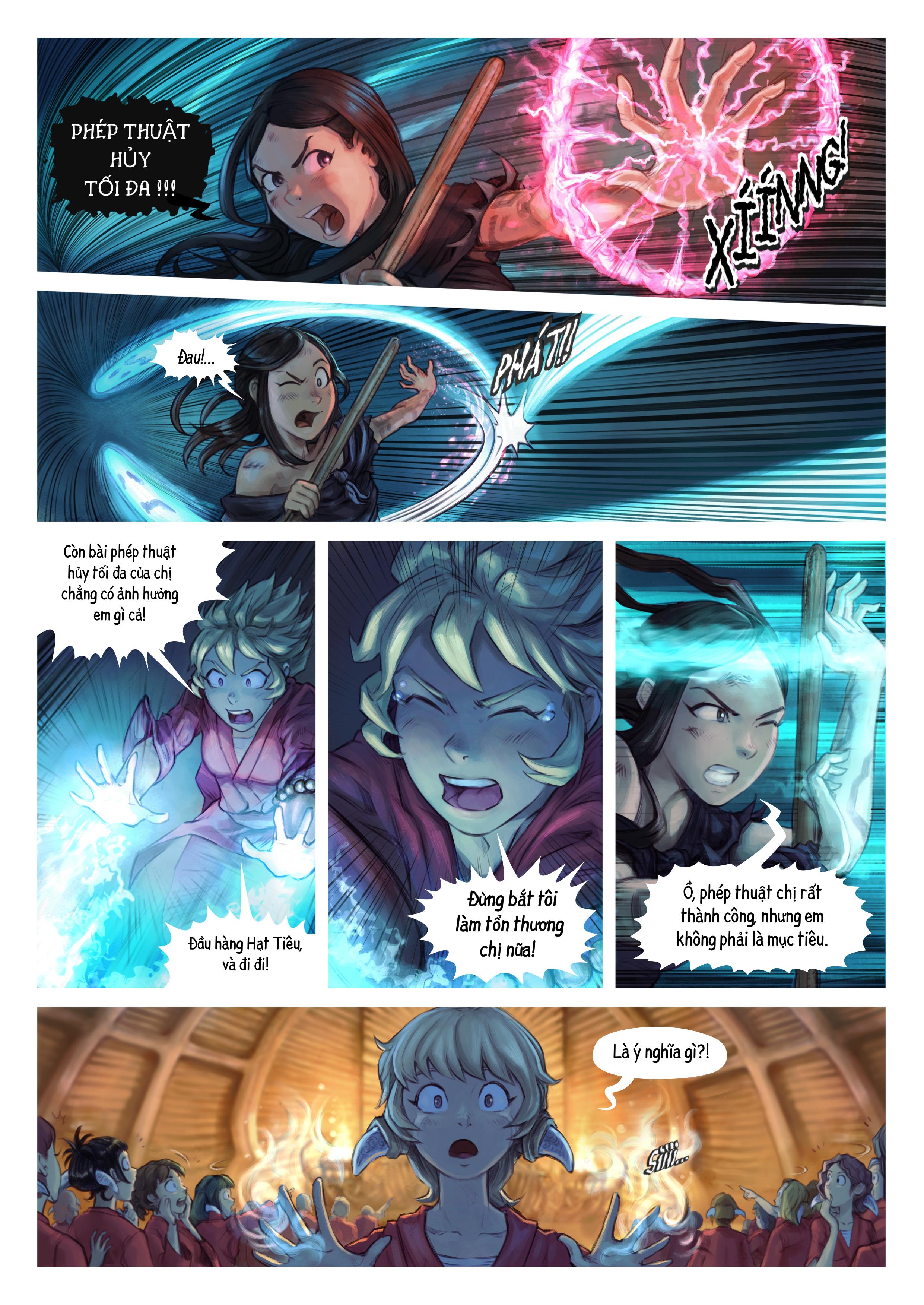 Tập 34: Thất Vị Nhậm Chức Hiệp Sĩ, Trang 7