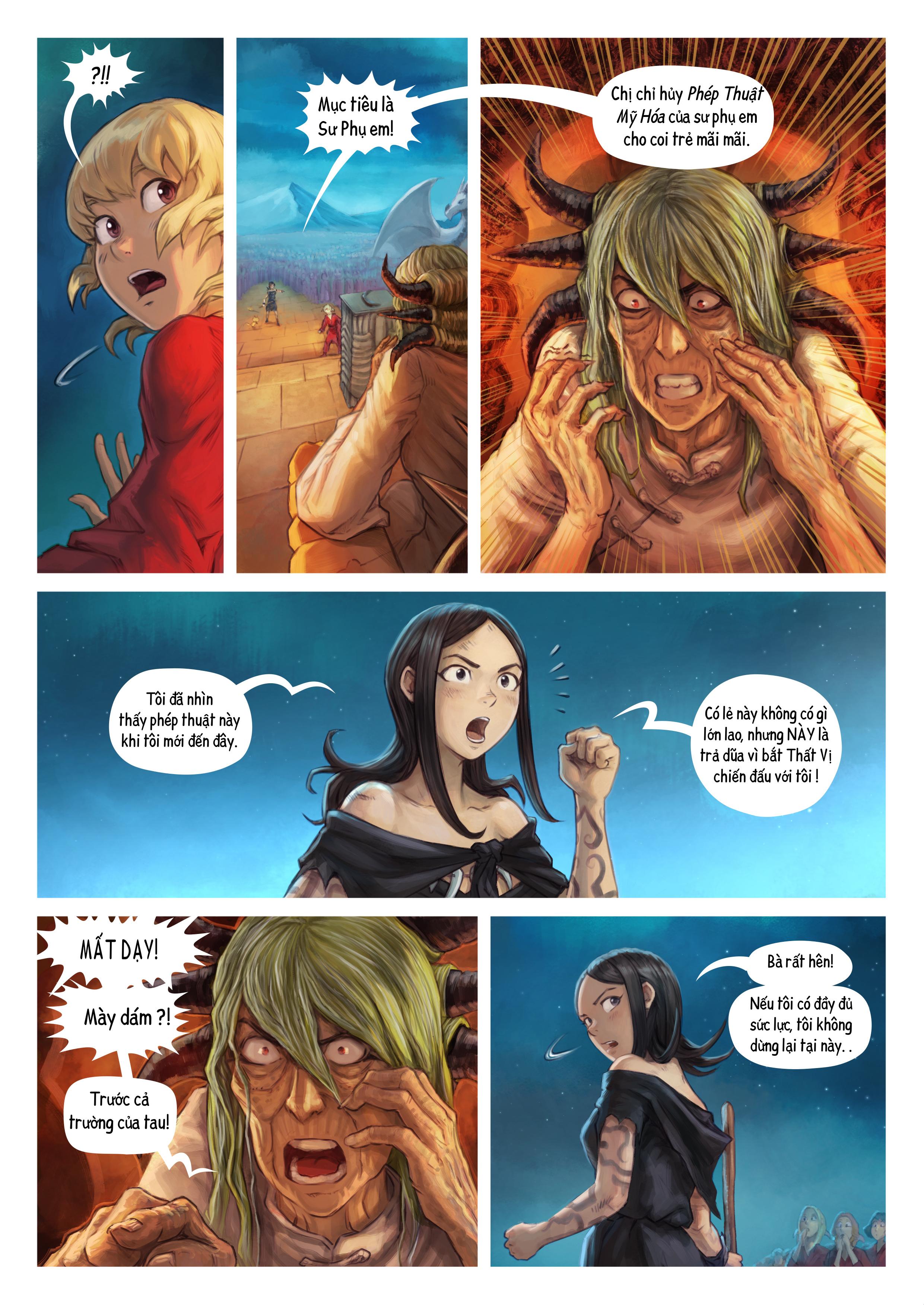 Tập 34: Thất Vị Nhậm Chức Hiệp Sĩ, Trang 8