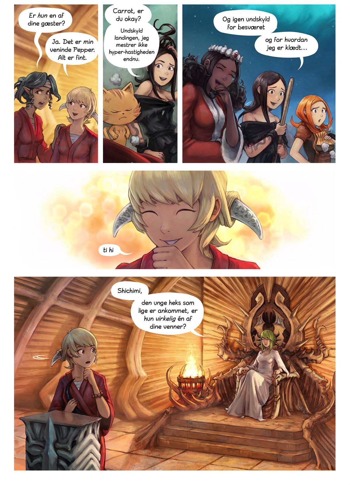 Episode 34: Shichimi slås til ridder, Page 3