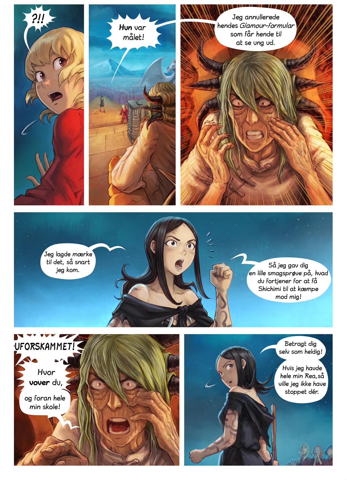 Episode 34: Shichimi slås til ridder, Page 8