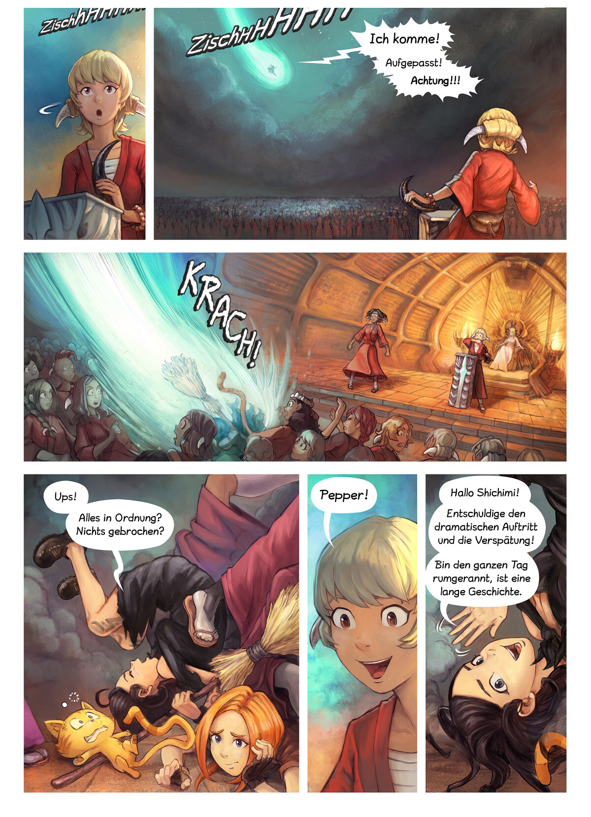Episode 34: Shichimis Abschluss, Page 2