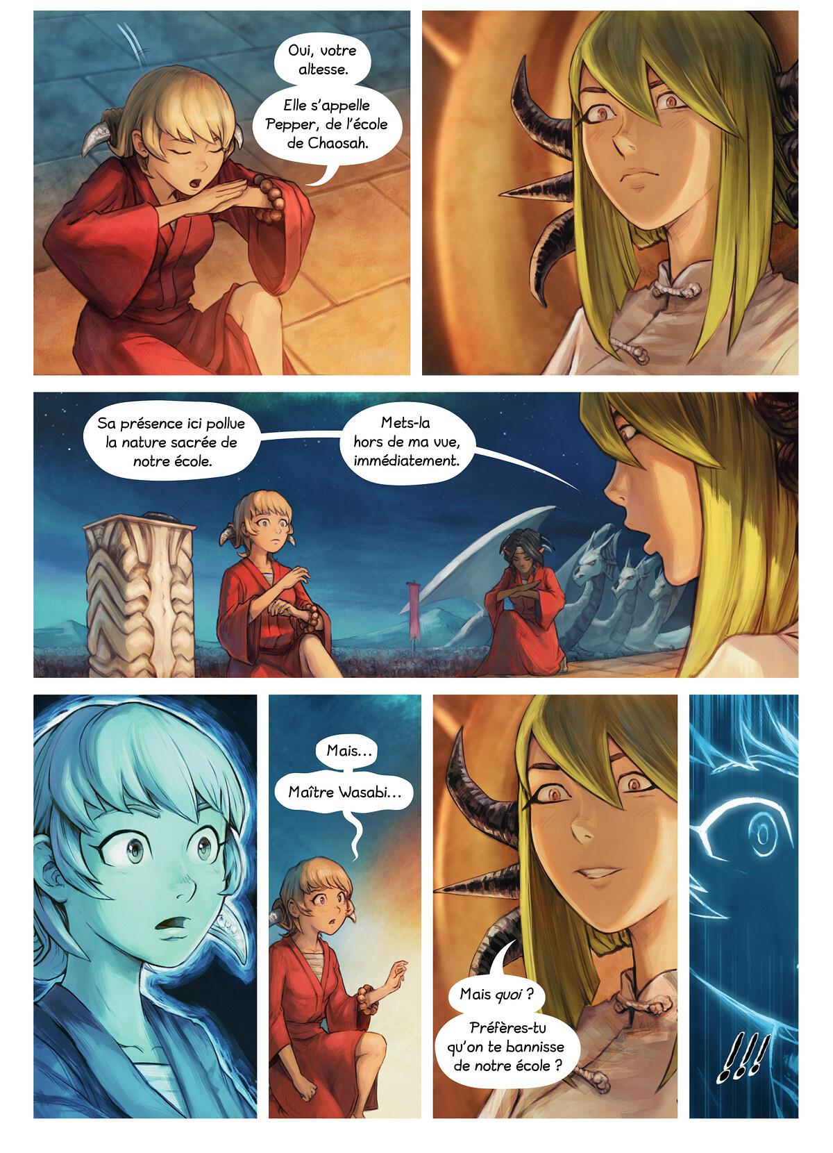 Épisode 34 : L'Adoubement de Shichimi, Page 4