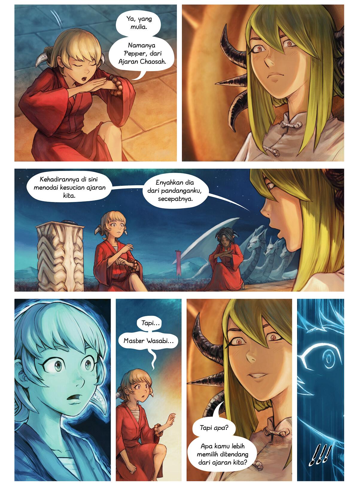Episode 34: Pemberian Gelar Ksatria Shichimi, Page 4