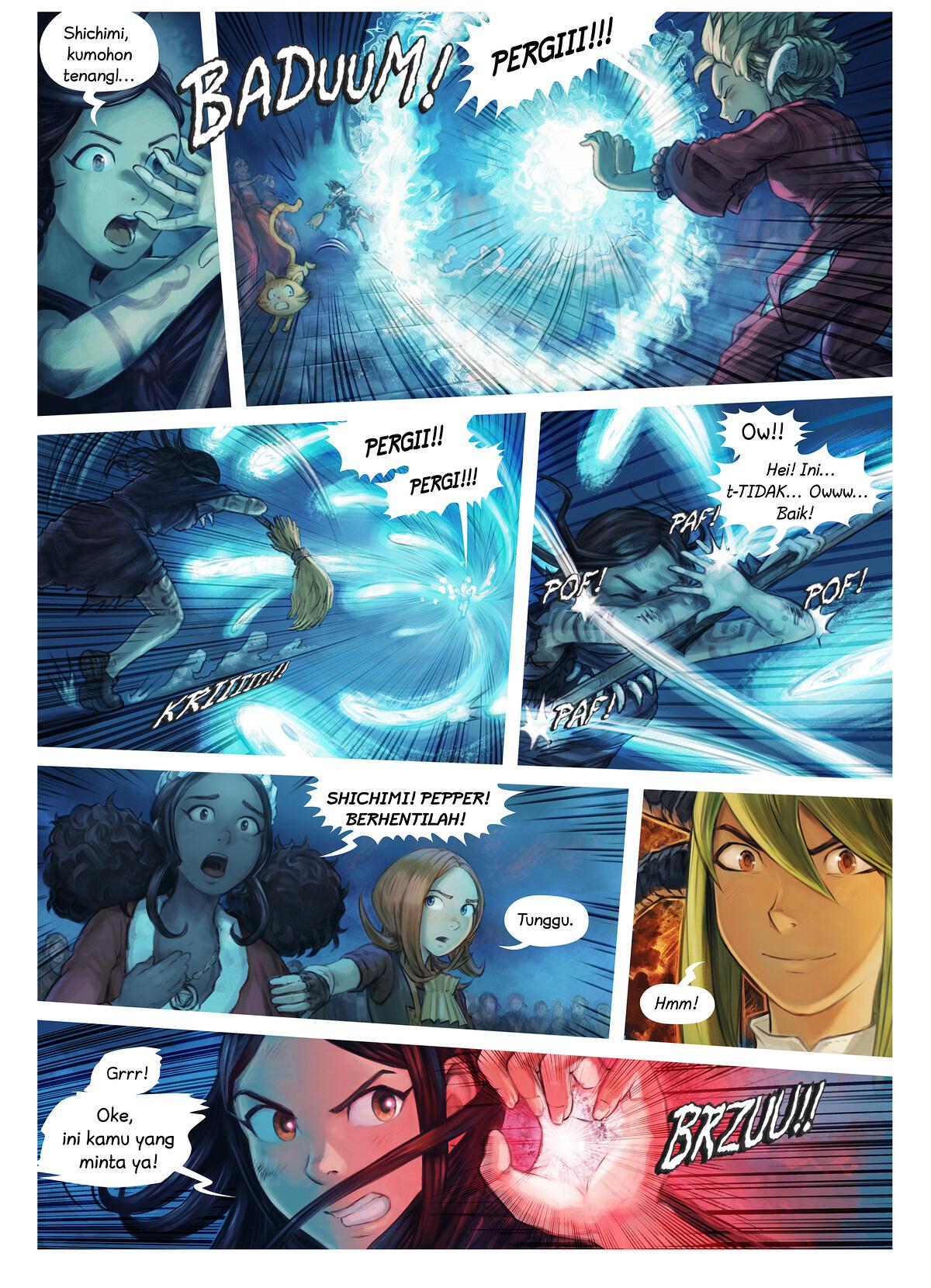 Episode 34: Pemberian Gelar Ksatria Shichimi, Page 6