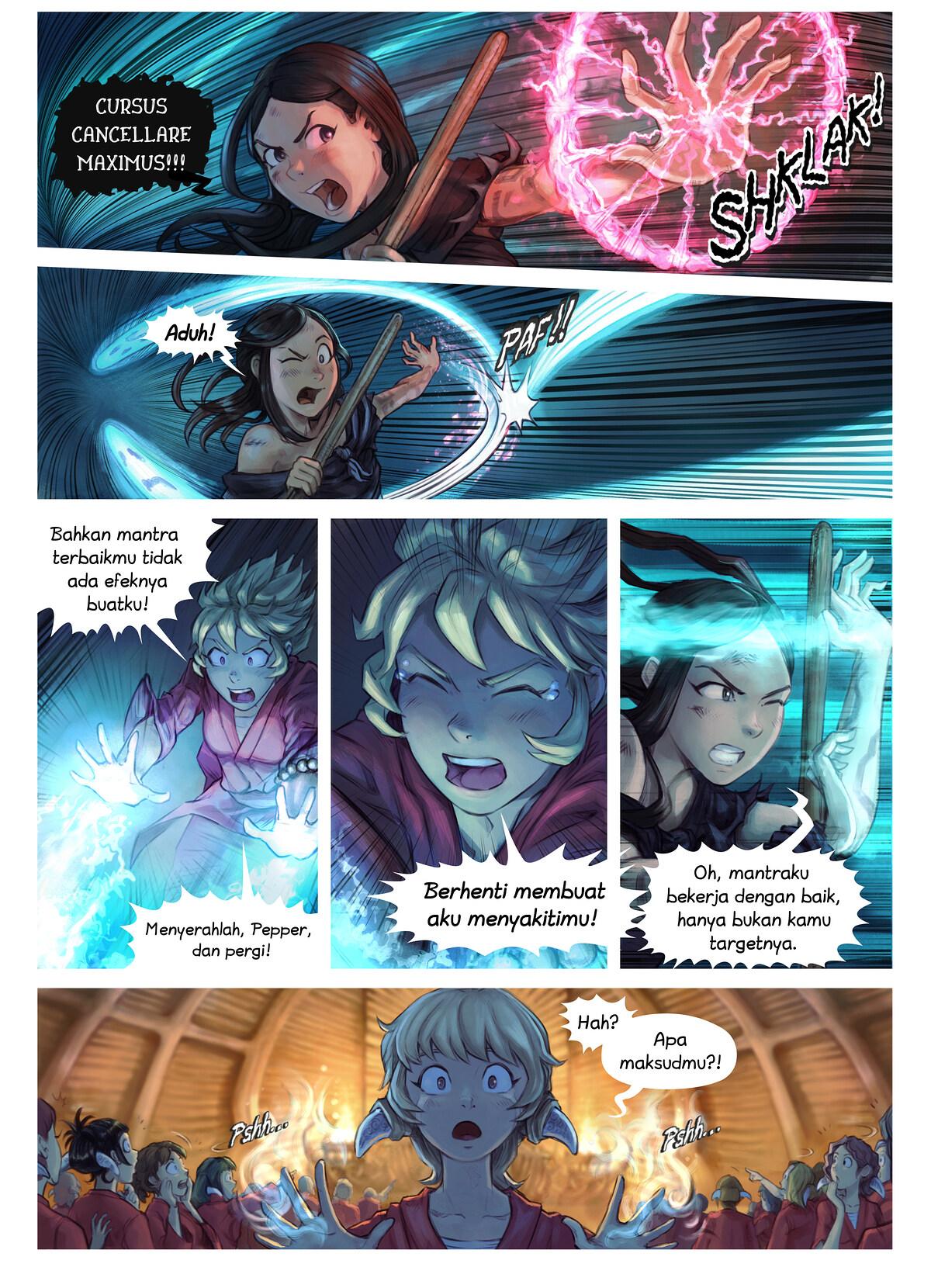 Episode 34: Pemberian Gelar Ksatria Shichimi, Page 7