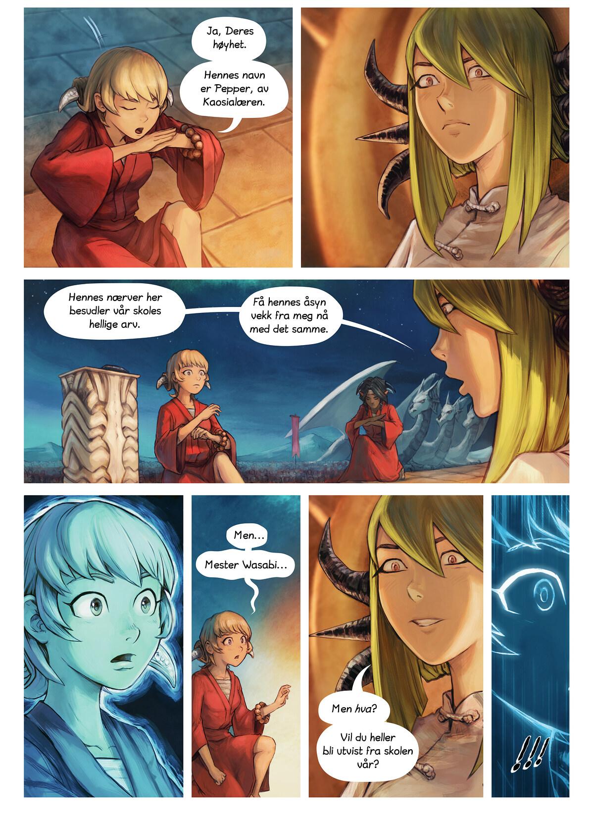 Episode 34: Shichimi slås til ridder, Page 4