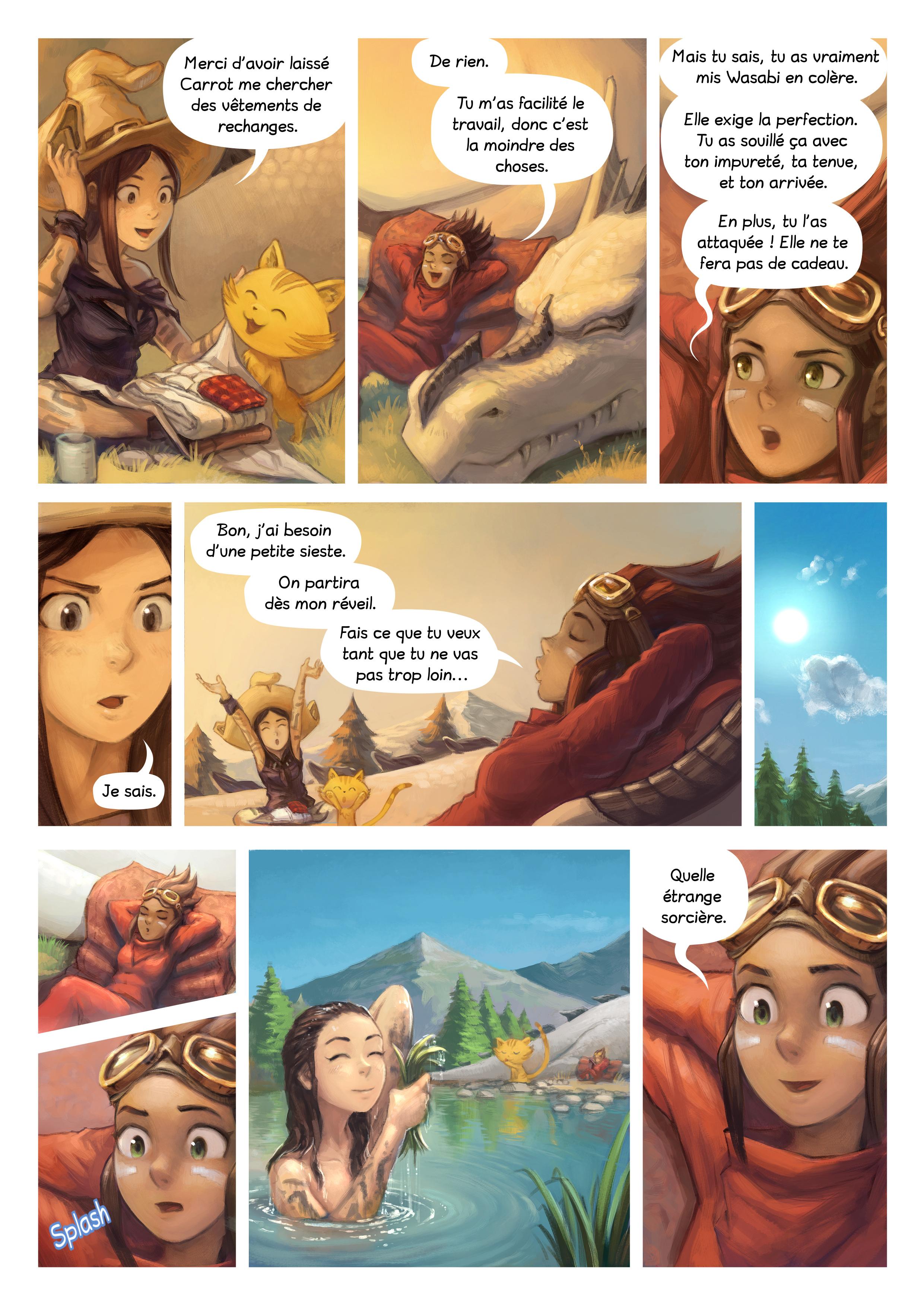 Épisode 35 : Le Reflet, Page 11
