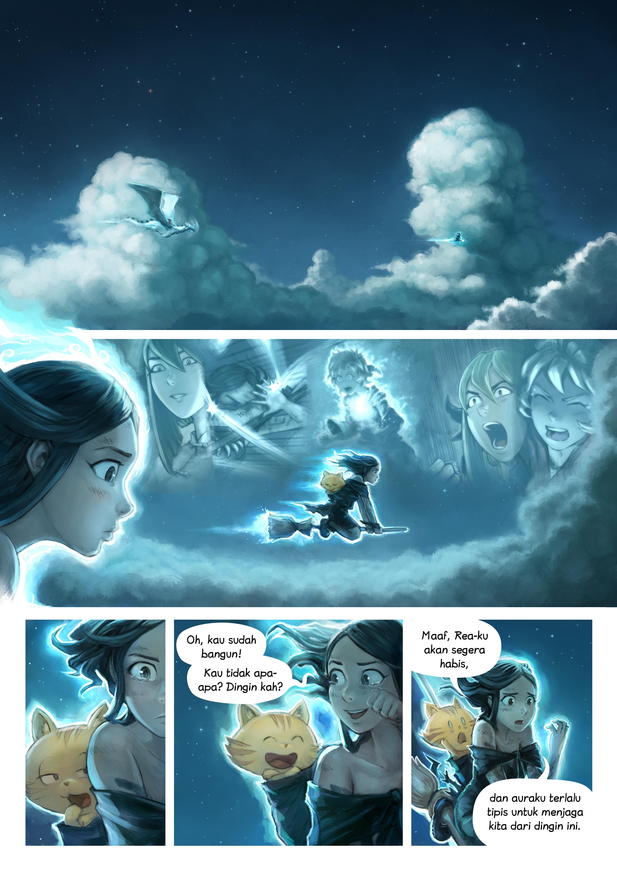 Episode 35: Refleksi, Page 1