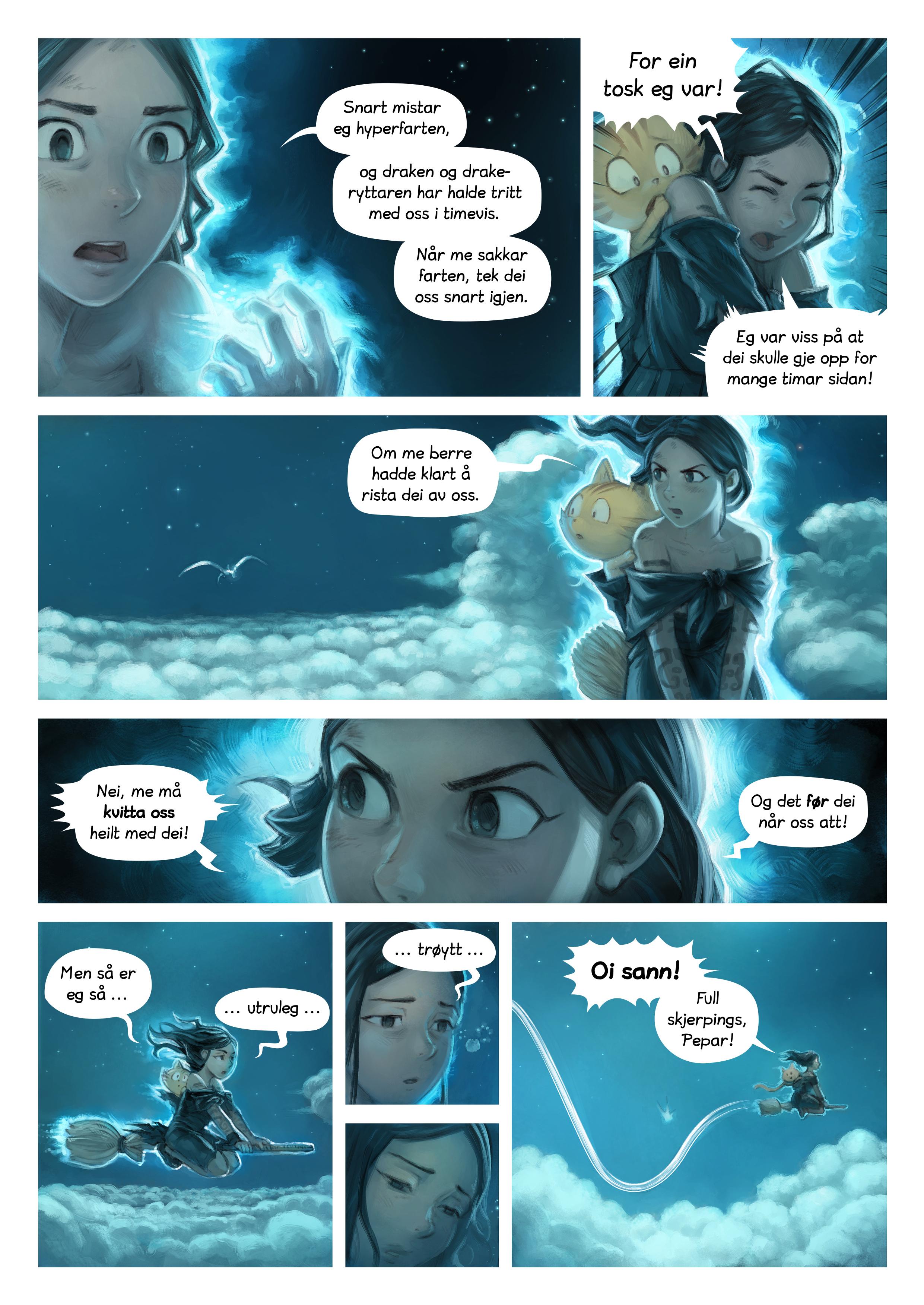 Episode 35: Refleksjonen, Side 2