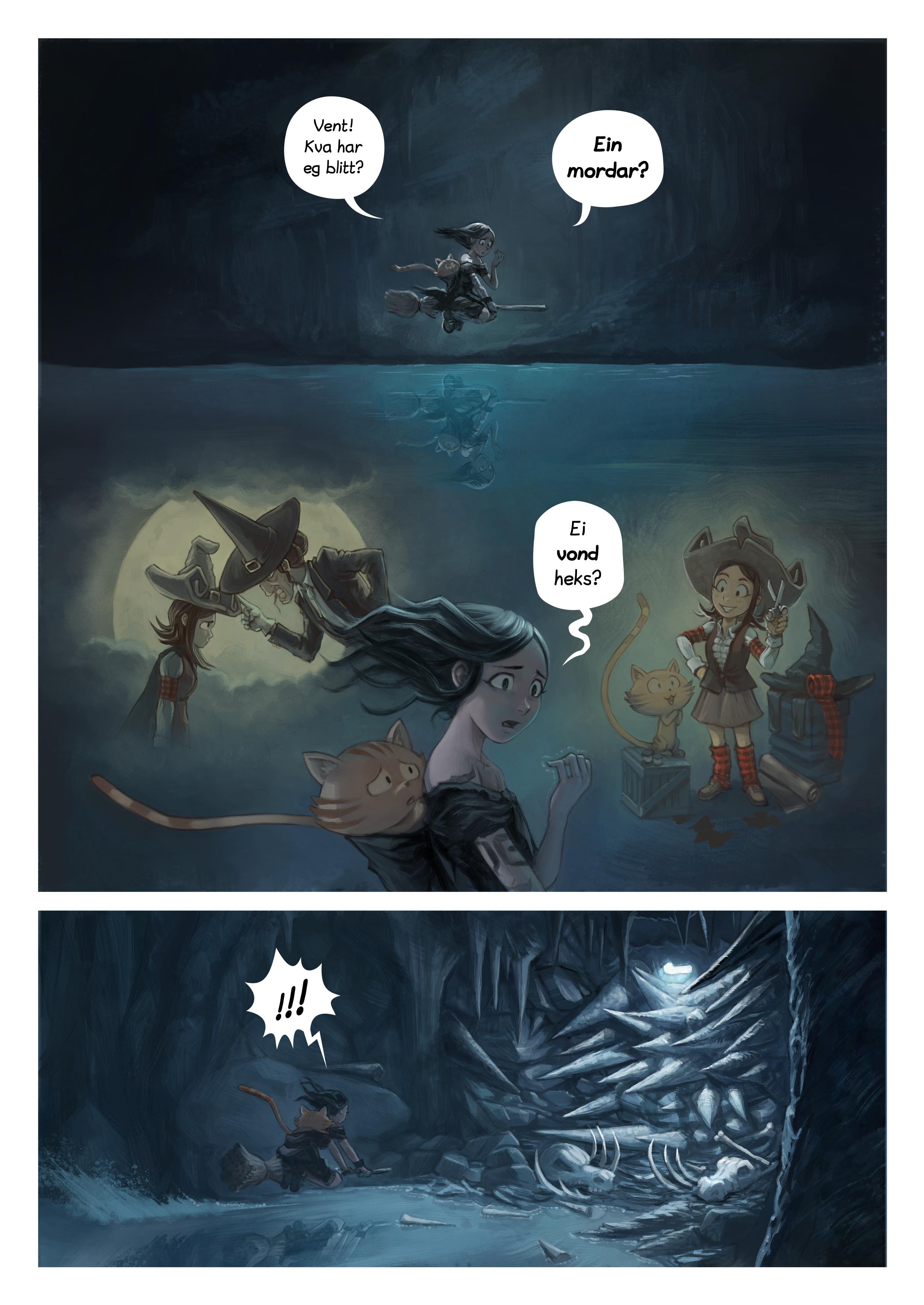 Episode 35: Refleksjonen, Side 8