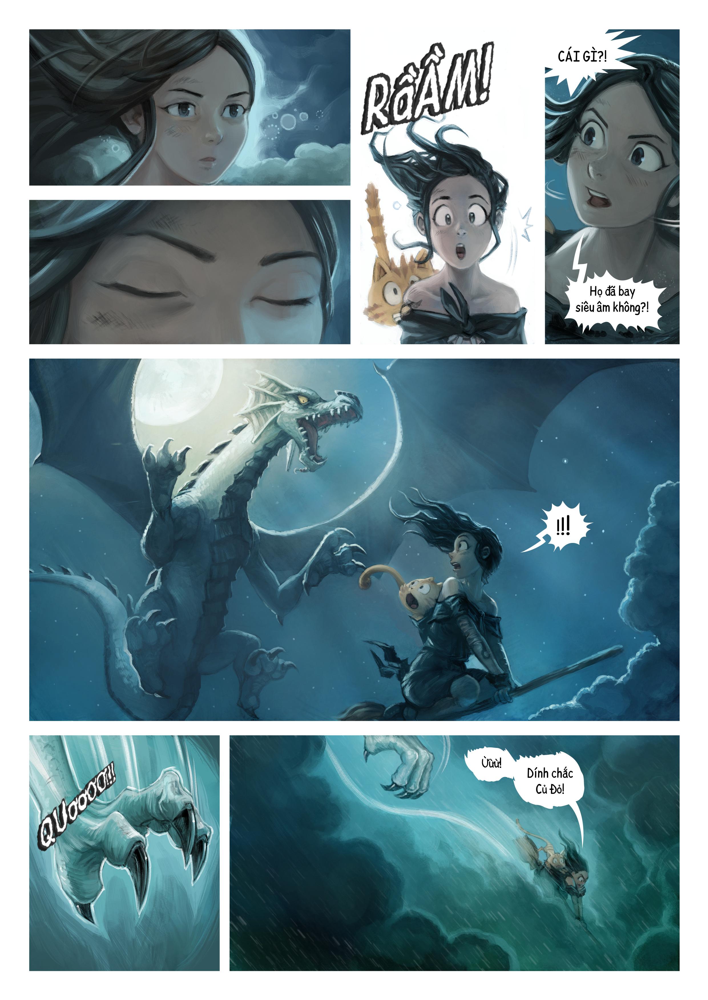 Tập 35: Ảnh Phản Xạ, Trang 4
