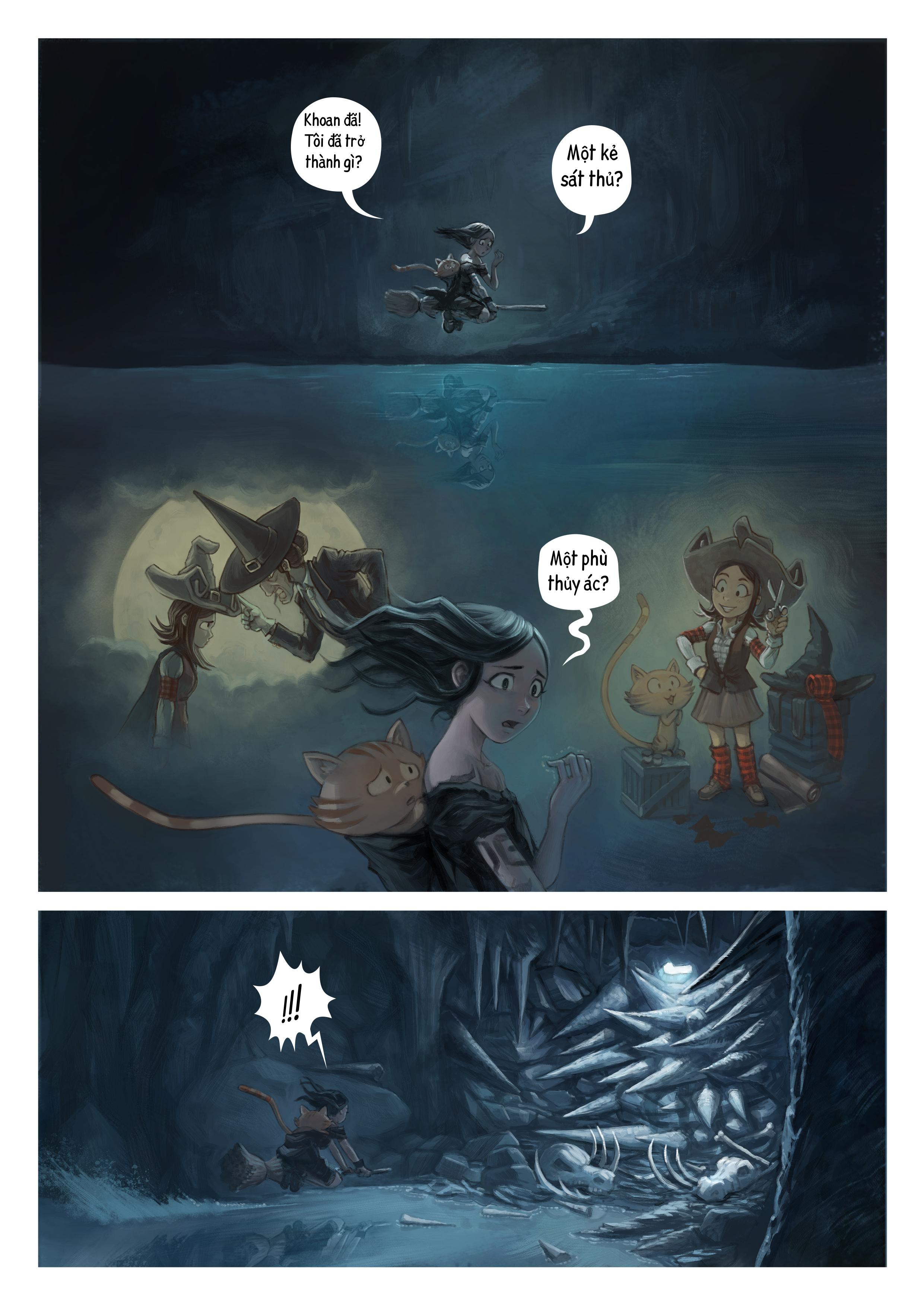 Tập 35: Ảnh Phản Xạ, Trang 8