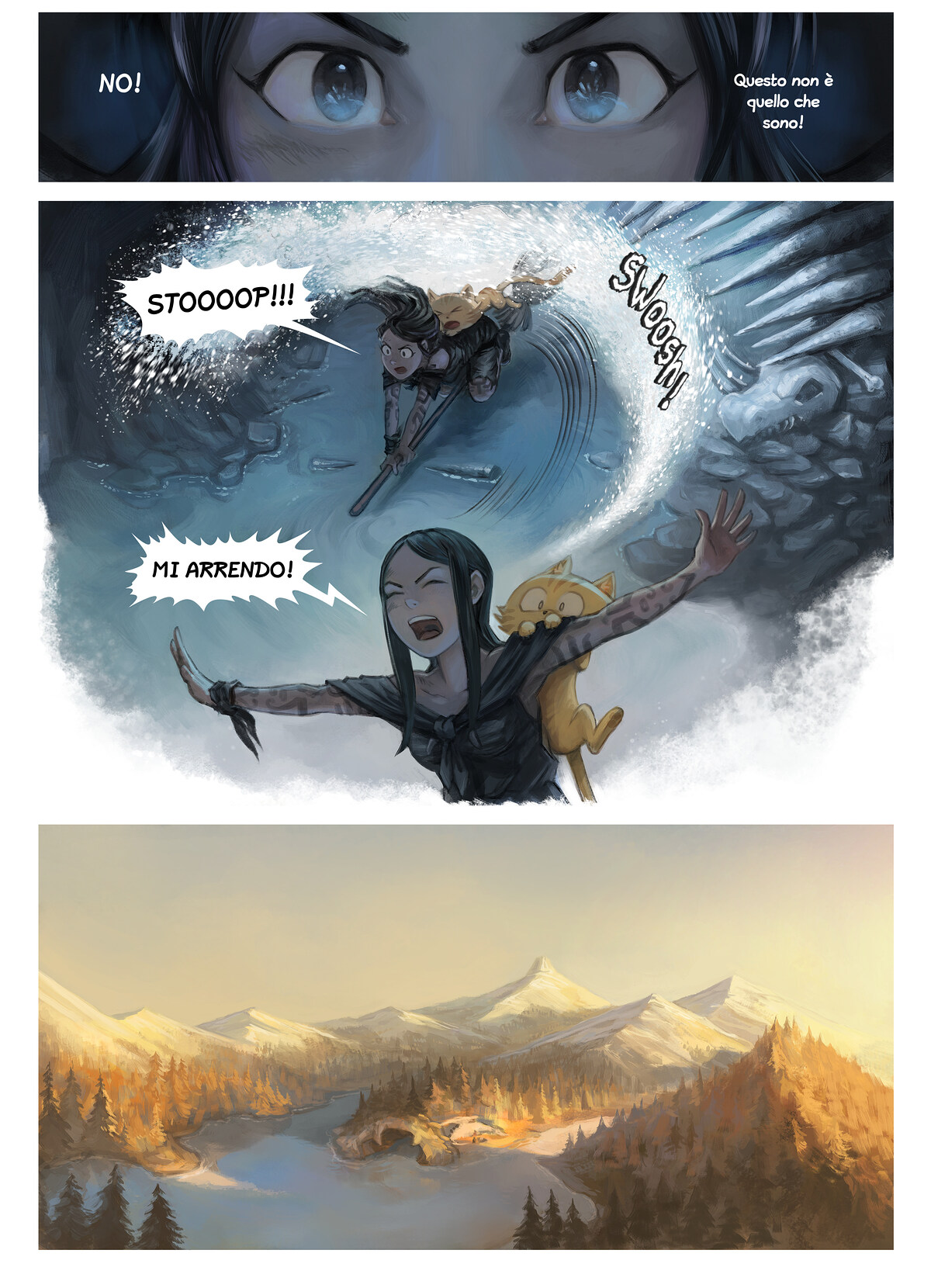 Episodio 35: La riflessione, Page 9