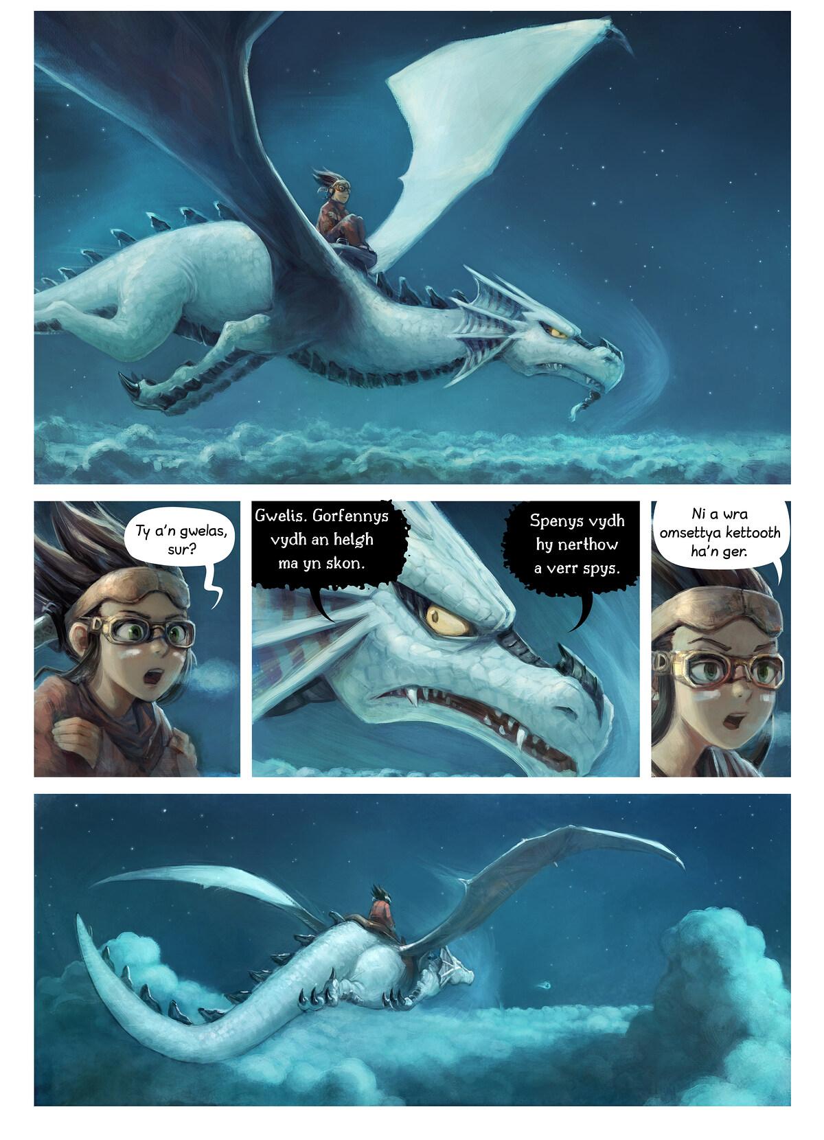Rann 35: An Dastewynnyans, Page 3