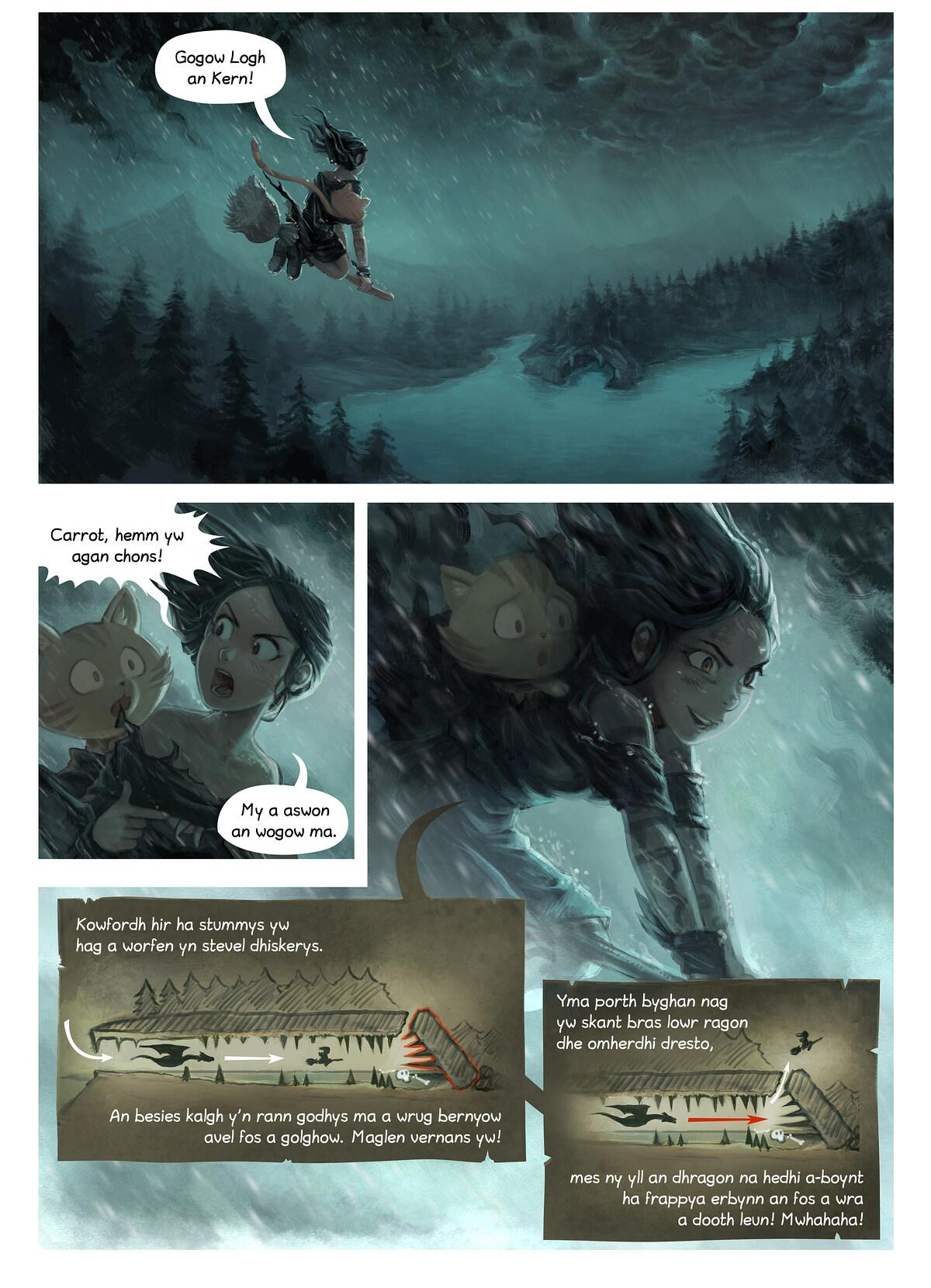Rann 35: An Dastewynnyans, Page 6