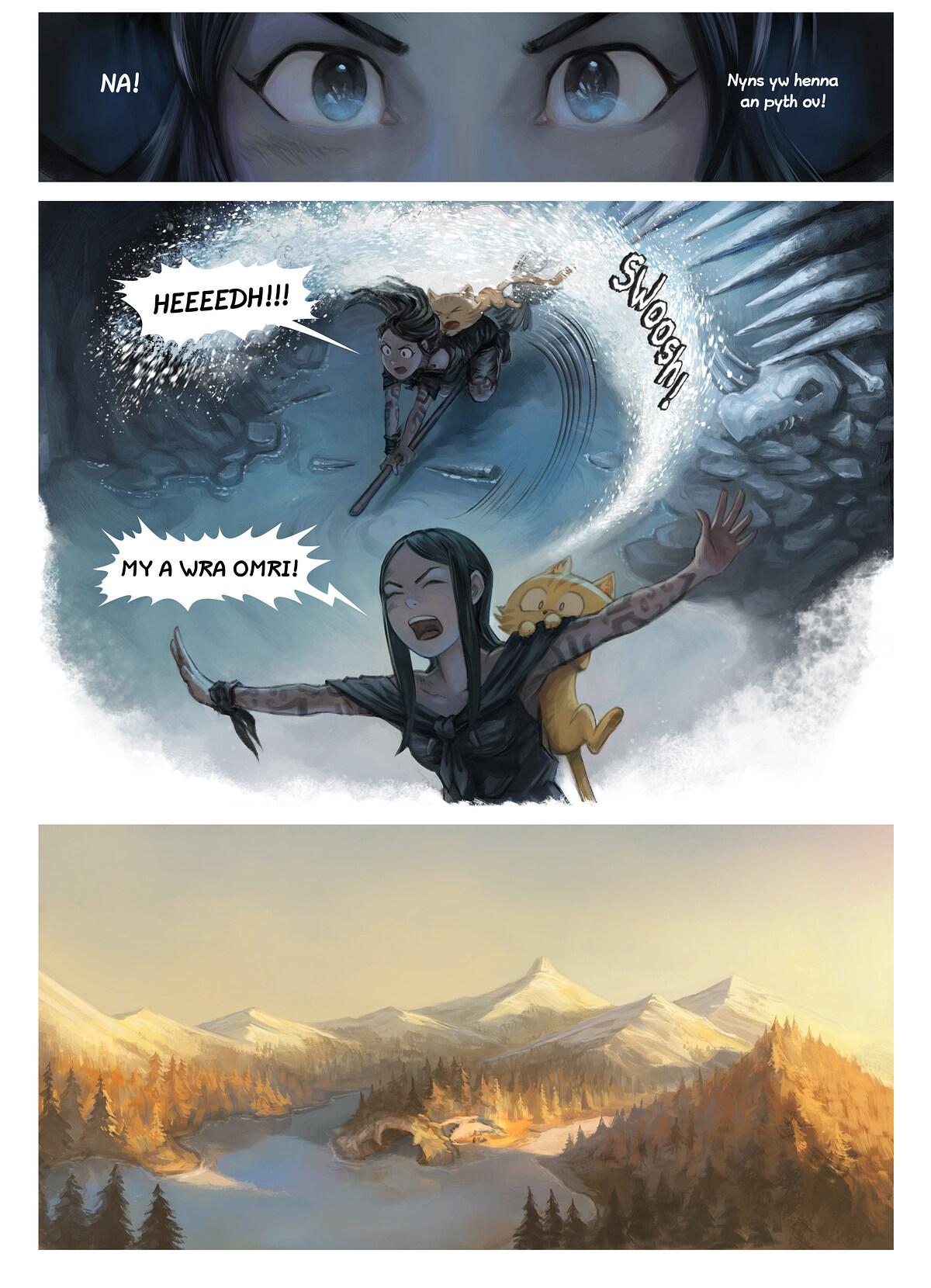 Rann 35: An Dastewynnyans, Page 9