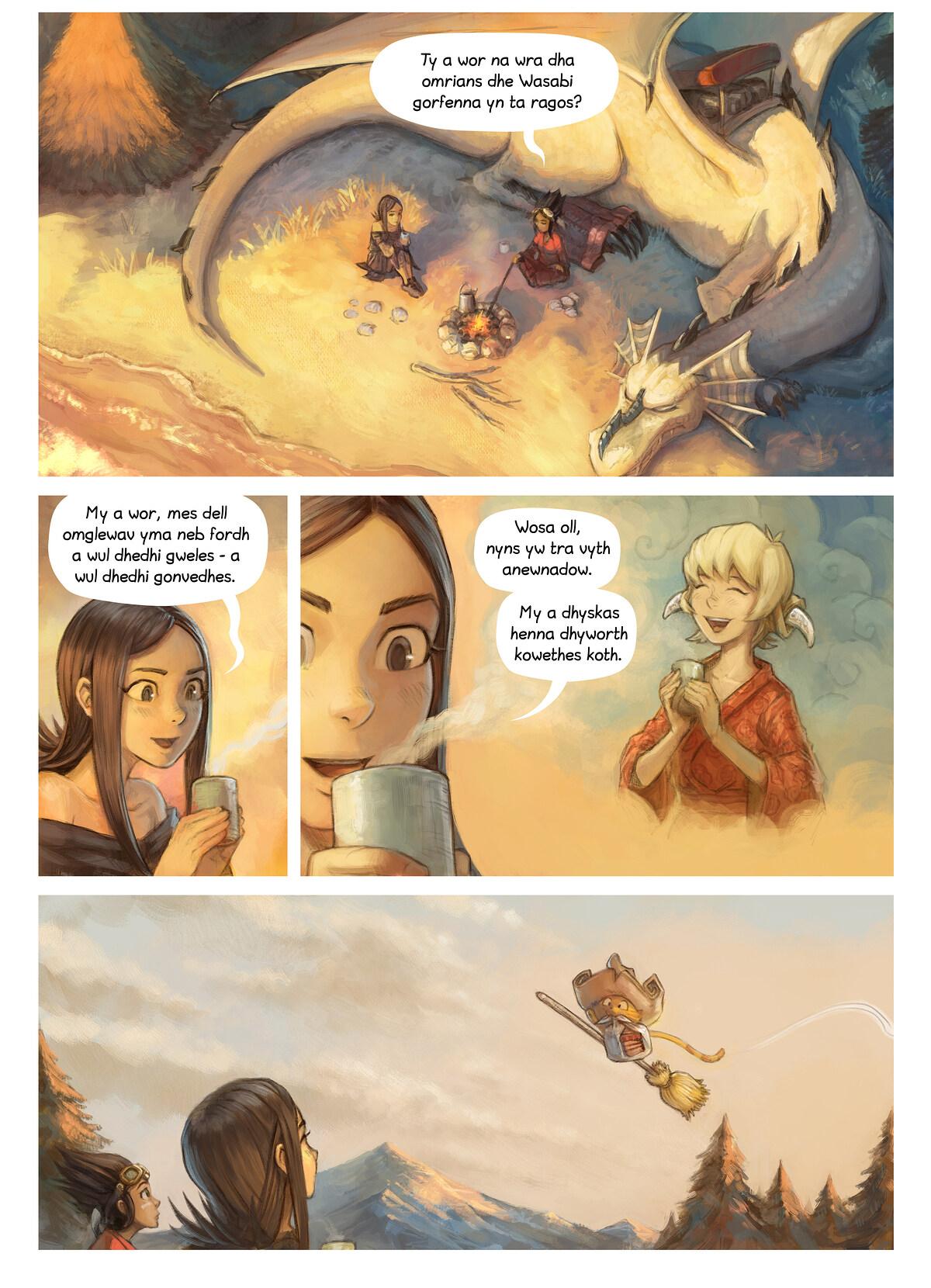 Rann 35: An Dastewynnyans, Page 10