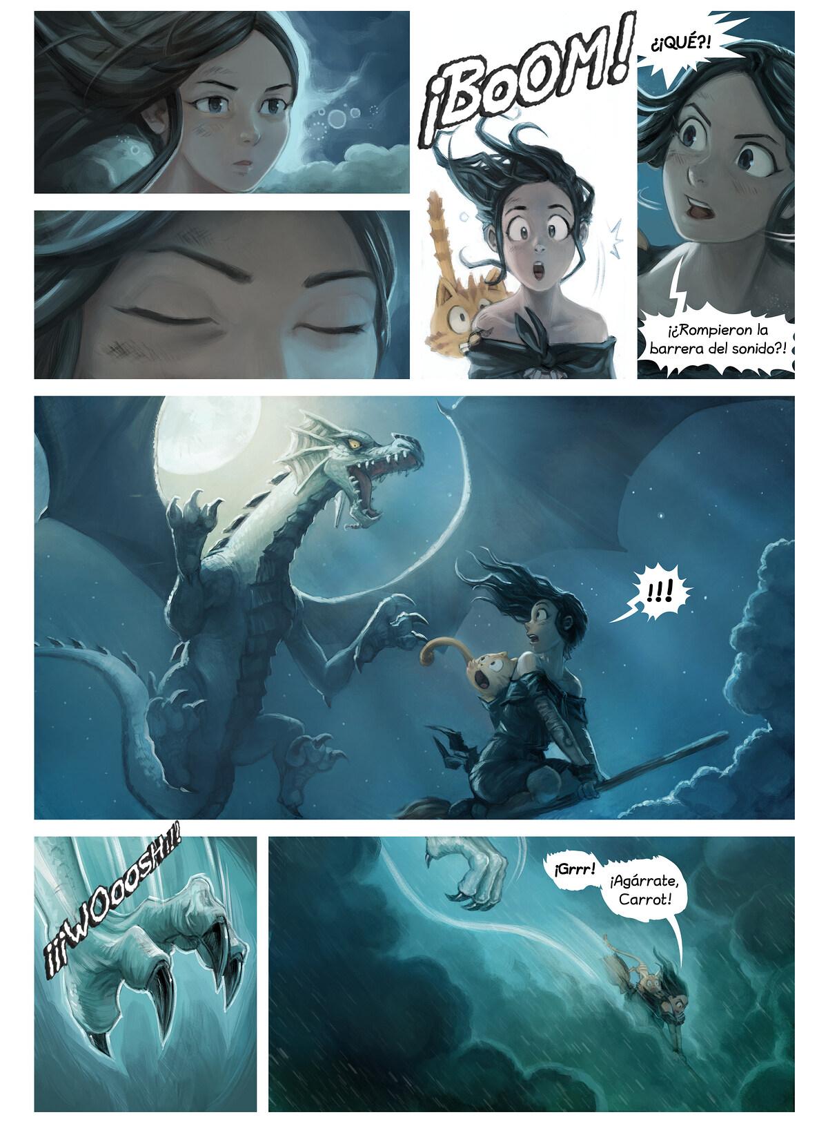 Episodio 35: La reflexión, Page 4
