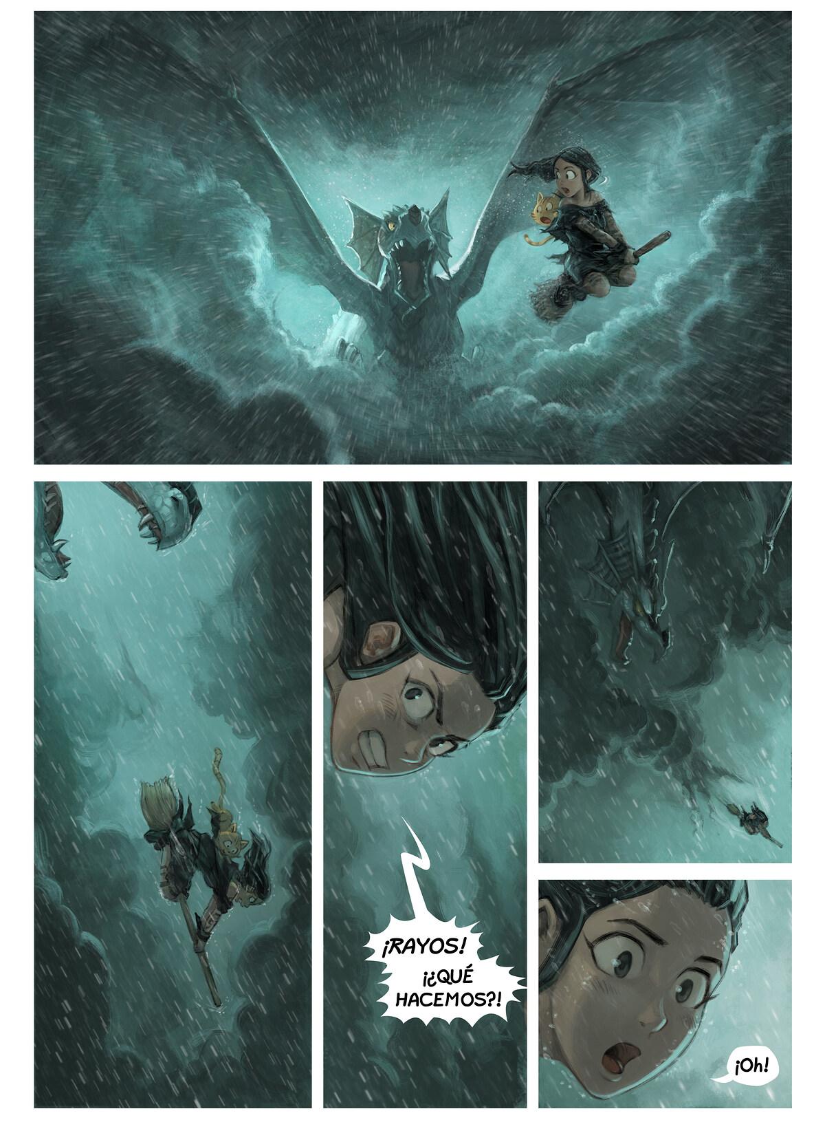 Episodio 35: La reflexión, Page 5