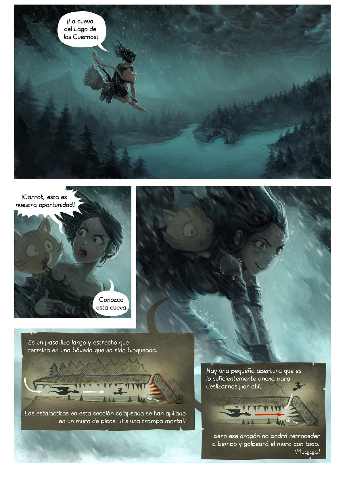Episodio 35: La reflexión, Page 6