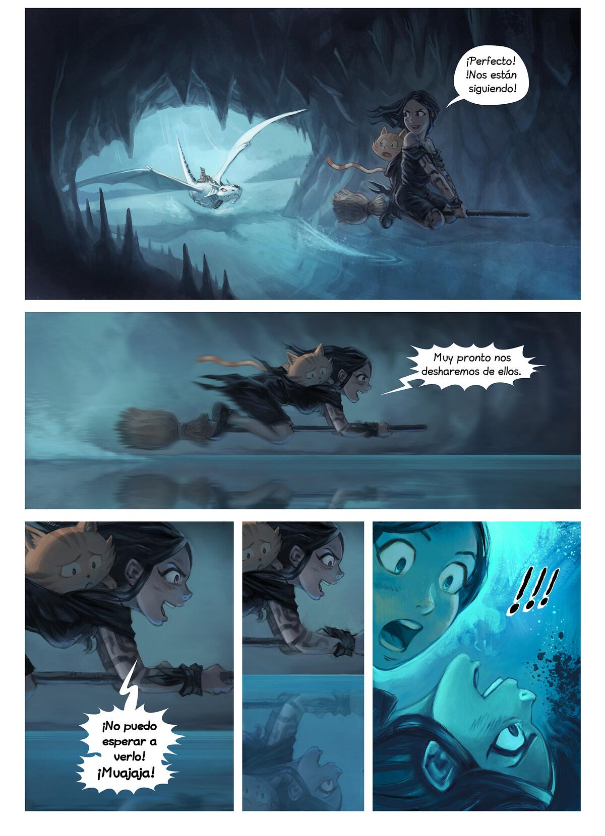 Episodio 35: La reflexión, Page 7