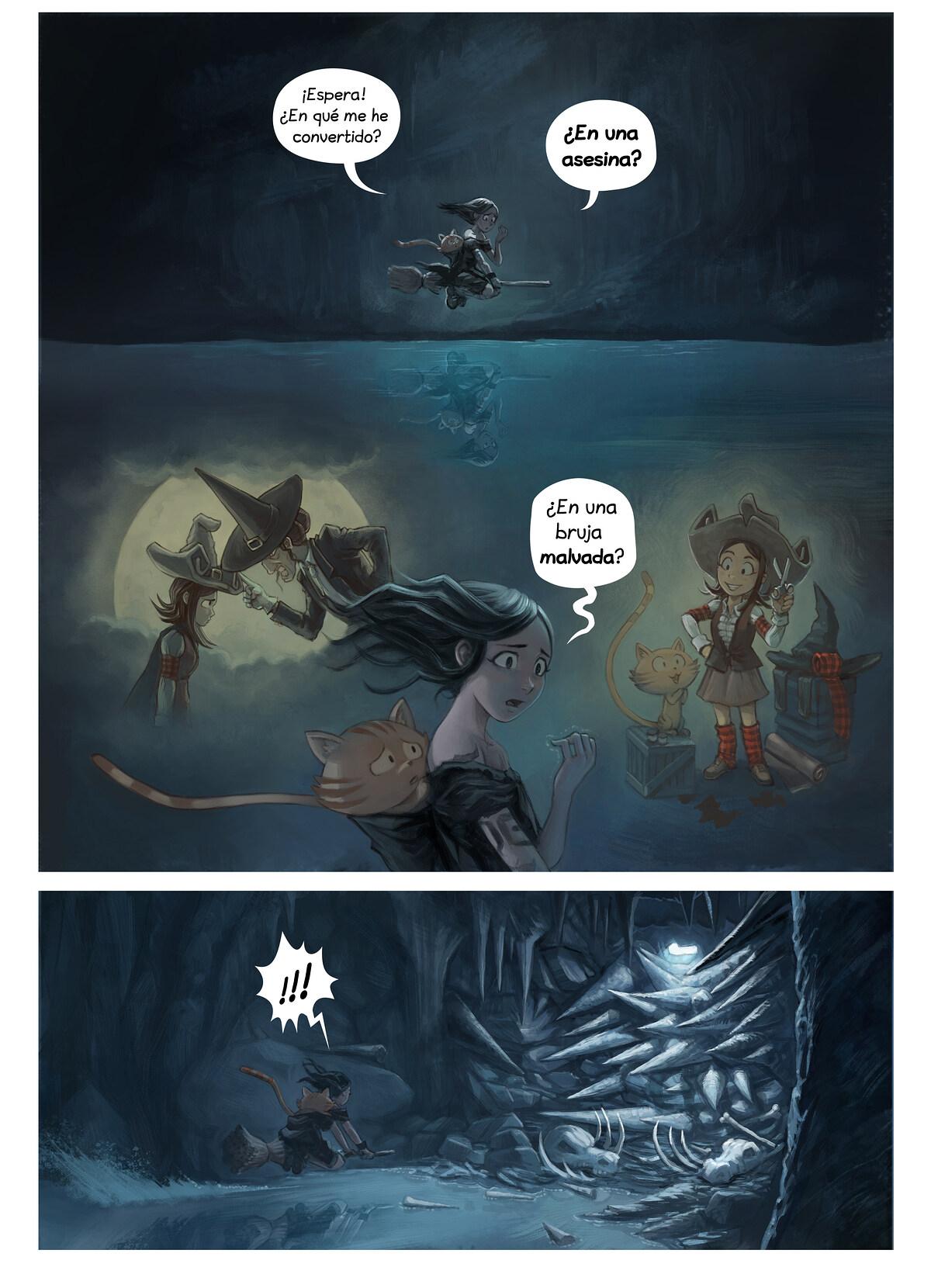 Episodio 35: La reflexión, Page 8